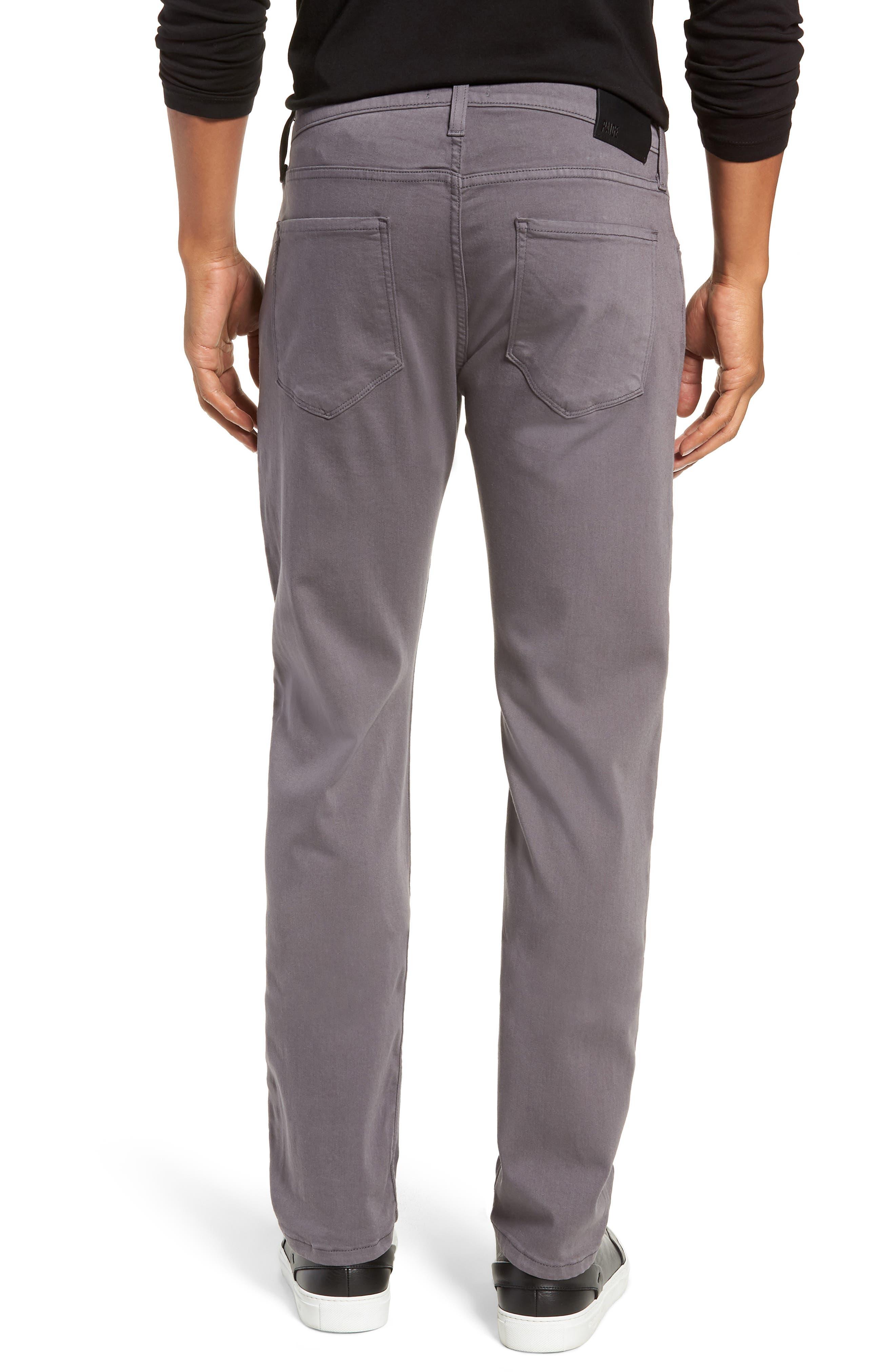 Transcend - Federal Slim Straight Leg Jeans,                             Alternate thumbnail 2, color,                             030