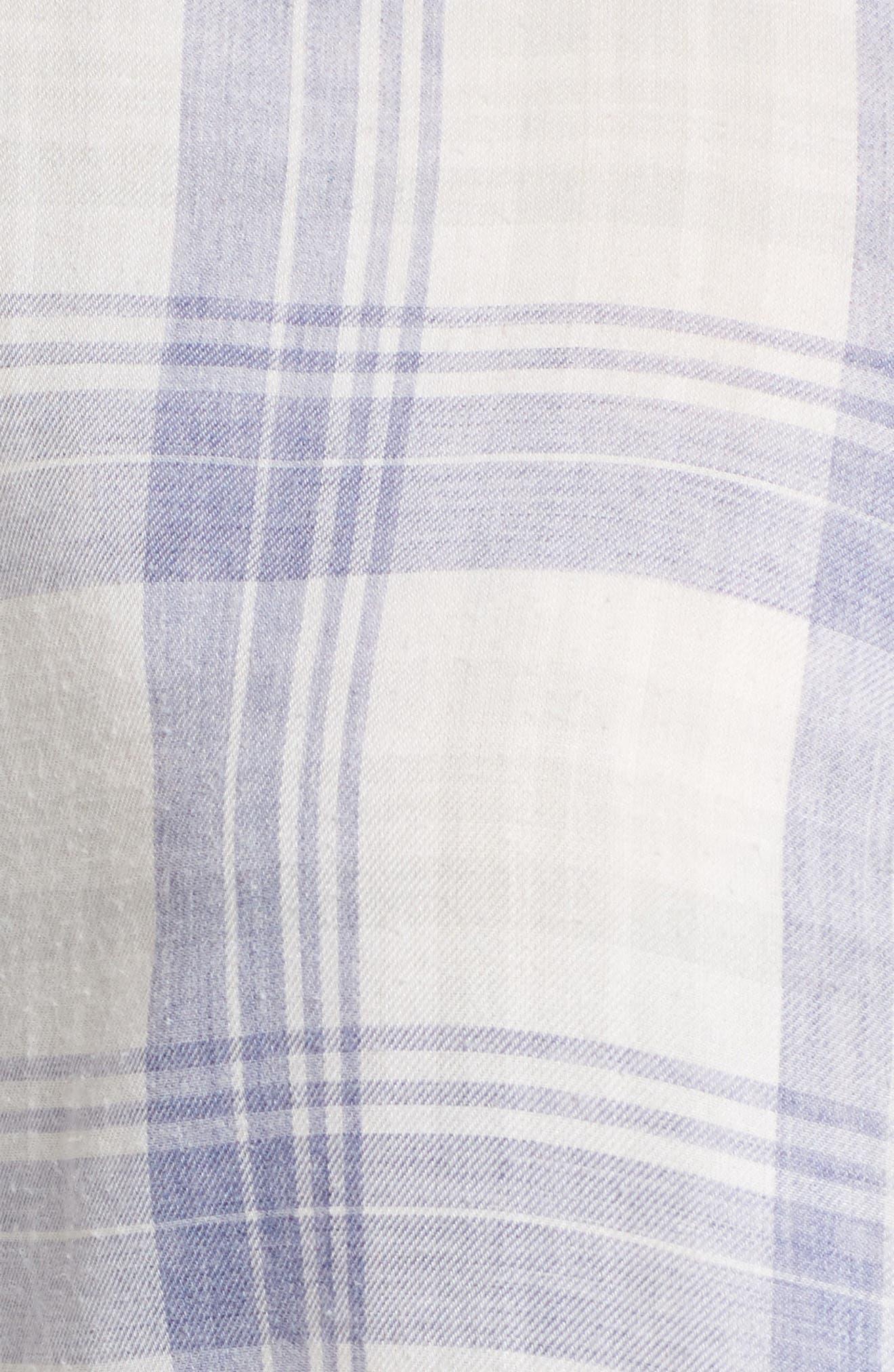 Hunter Plaid Shirt,                             Alternate thumbnail 618, color,