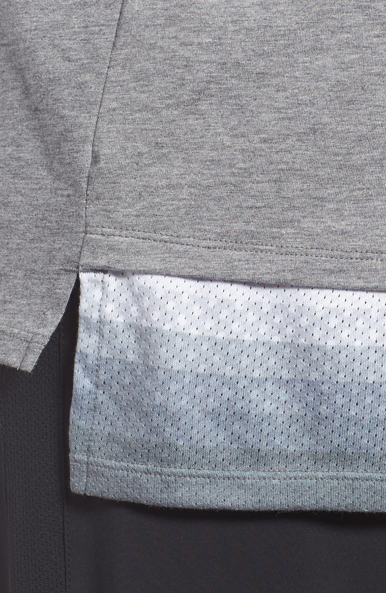 Logo Graphic T-Shirt,                             Alternate thumbnail 4, color,                             091