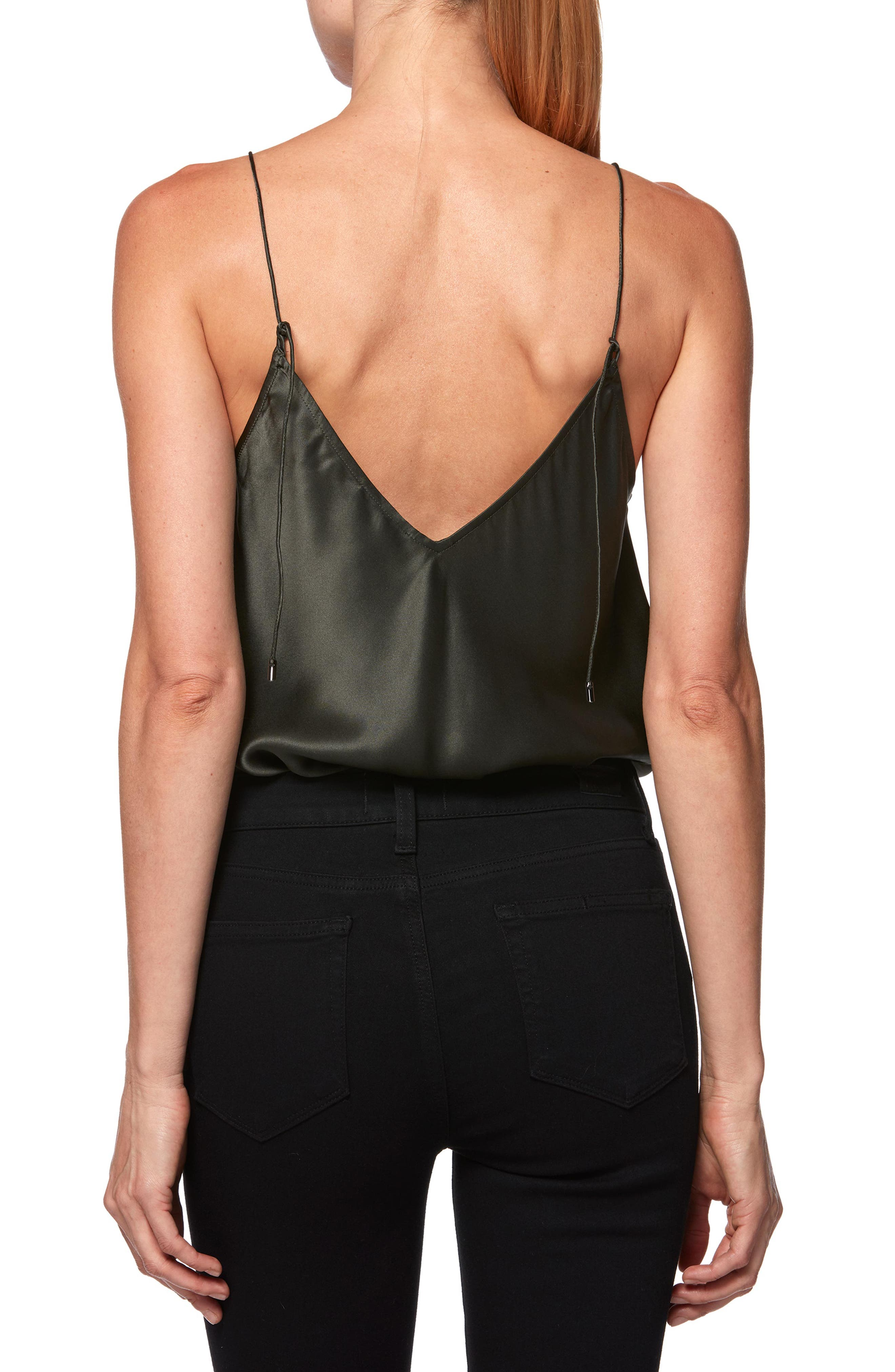 Cicely Silk Camisole,                             Alternate thumbnail 2, color,                             301