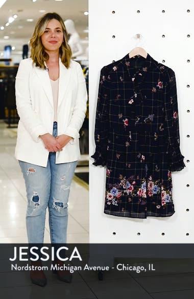 Three-Bow Long Sleeve Dress, sales video thumbnail