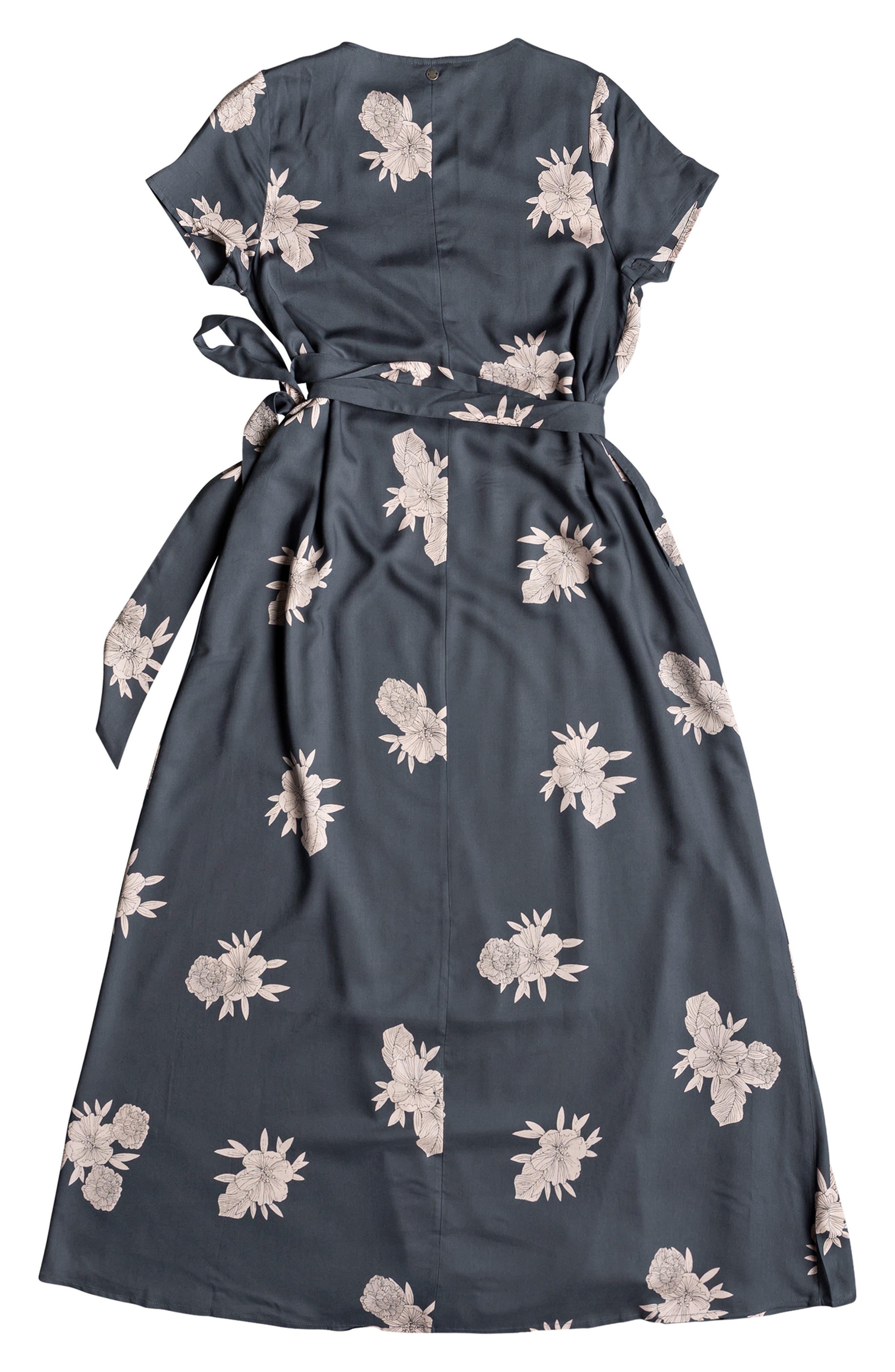 District Day Midi Dress,                             Alternate thumbnail 4, color,                             020