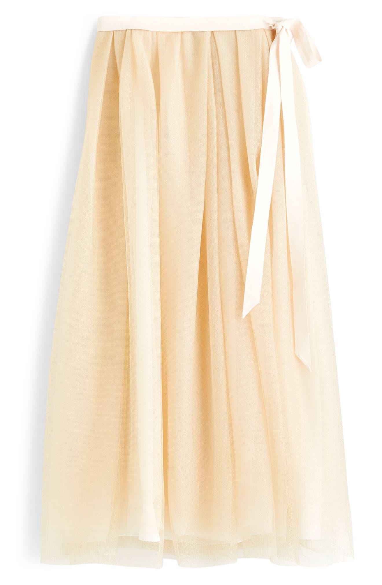 Tulle Ball Skirt,                             Alternate thumbnail 5, color,                             700