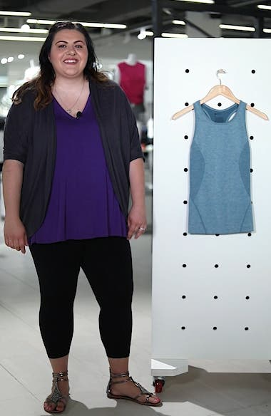 Eccentric Seamless Tank, sales video thumbnail