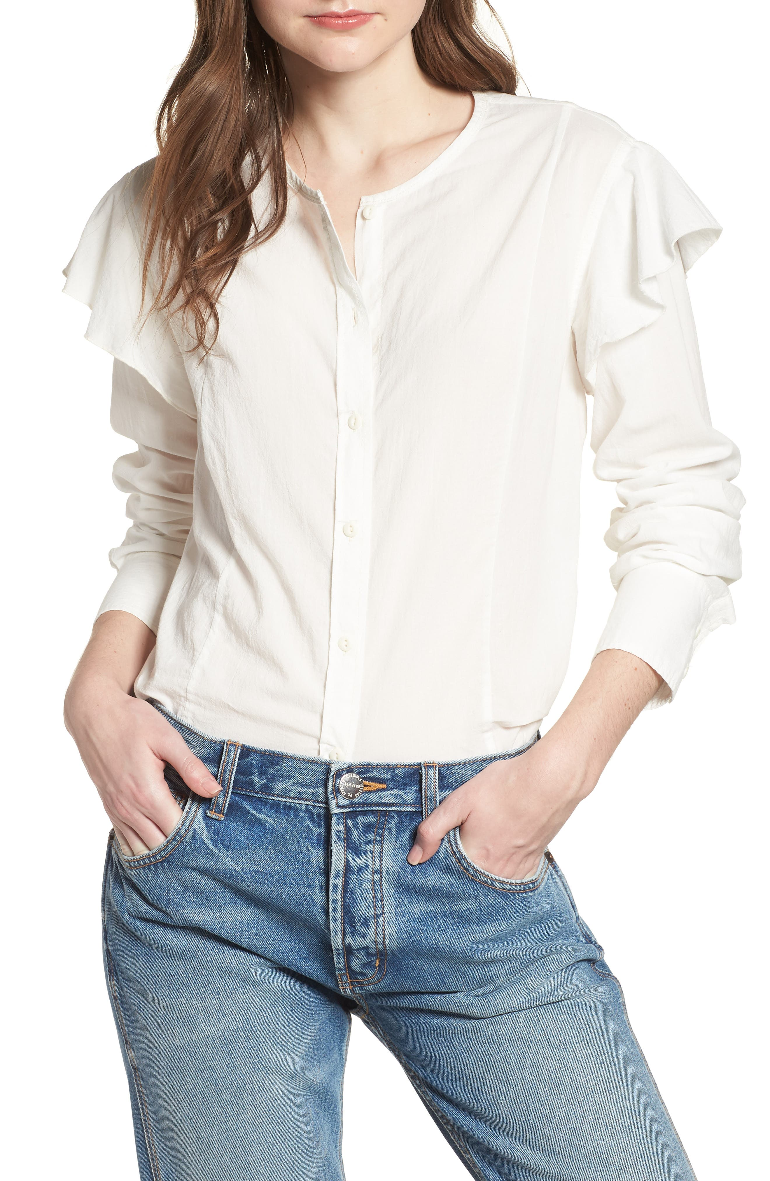 The Asley Shirt,                         Main,                         color, 124