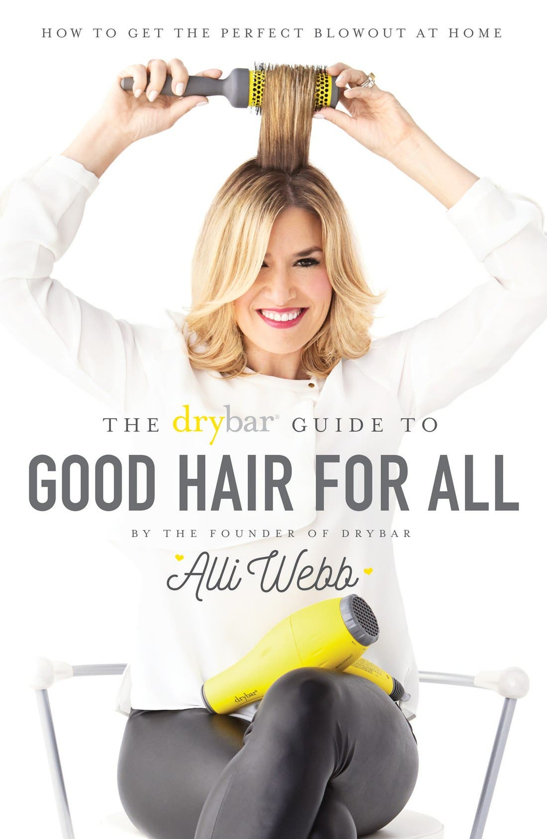 The Drybar Guide to Good Hair for All,                         Main,                         color,