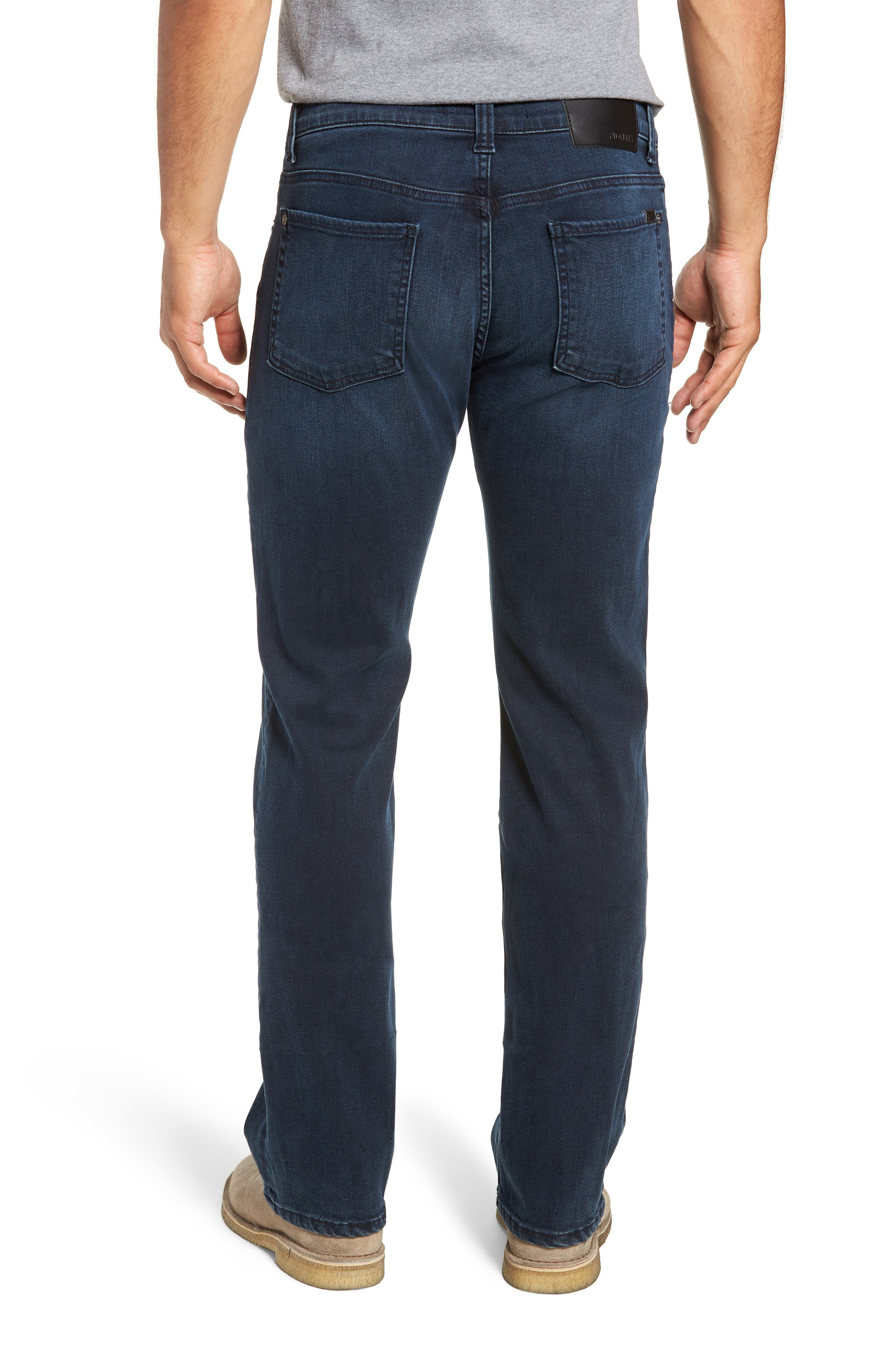 50-11 Relaxed Fit Jeans,                             Alternate thumbnail 2, color,                             MILLI BLUE