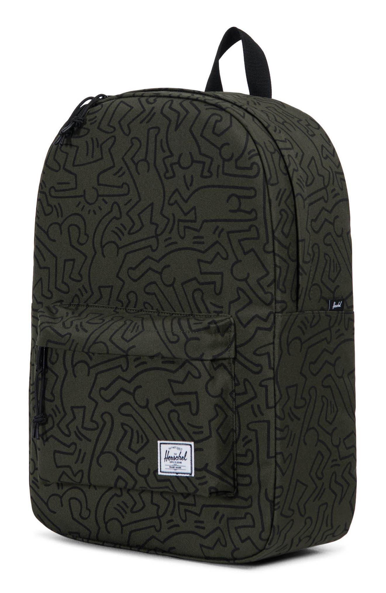 Winlaw x Keith Haring Backpack,                             Main thumbnail 1, color,