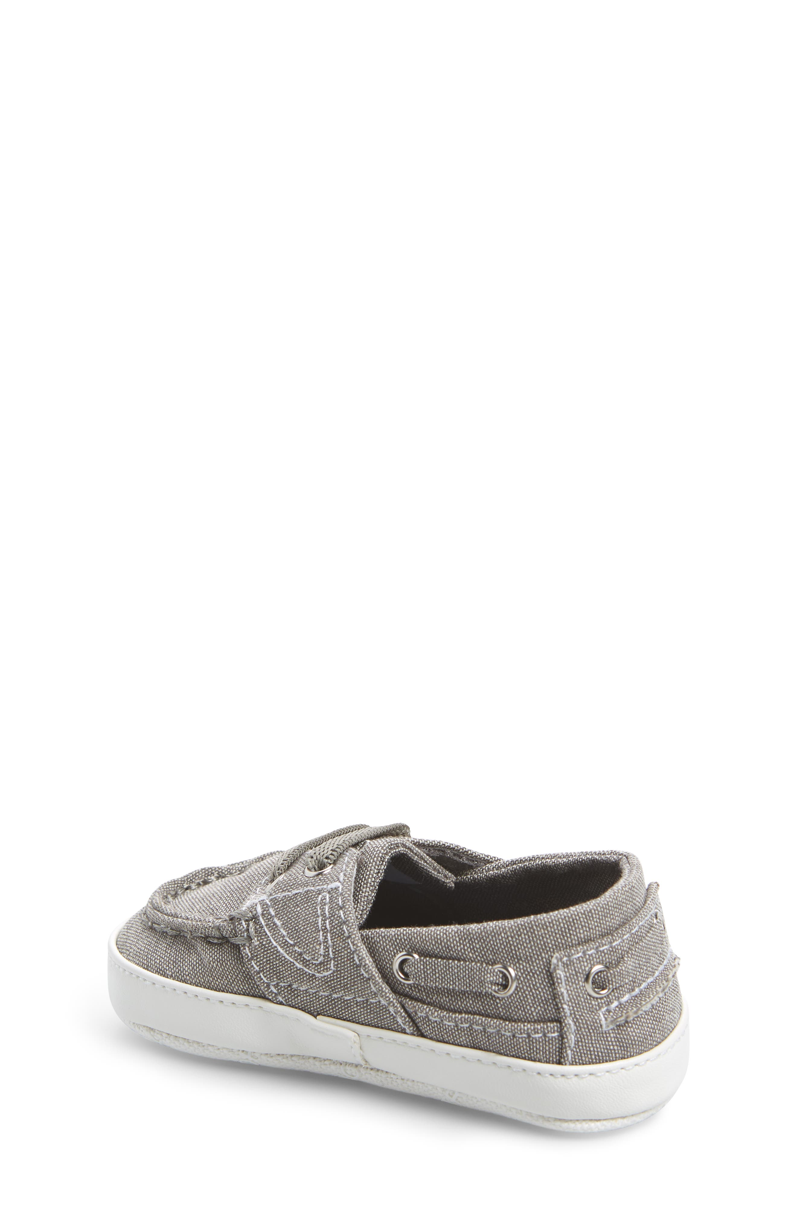 Motto Boat Crib Shoe,                             Alternate thumbnail 2, color,