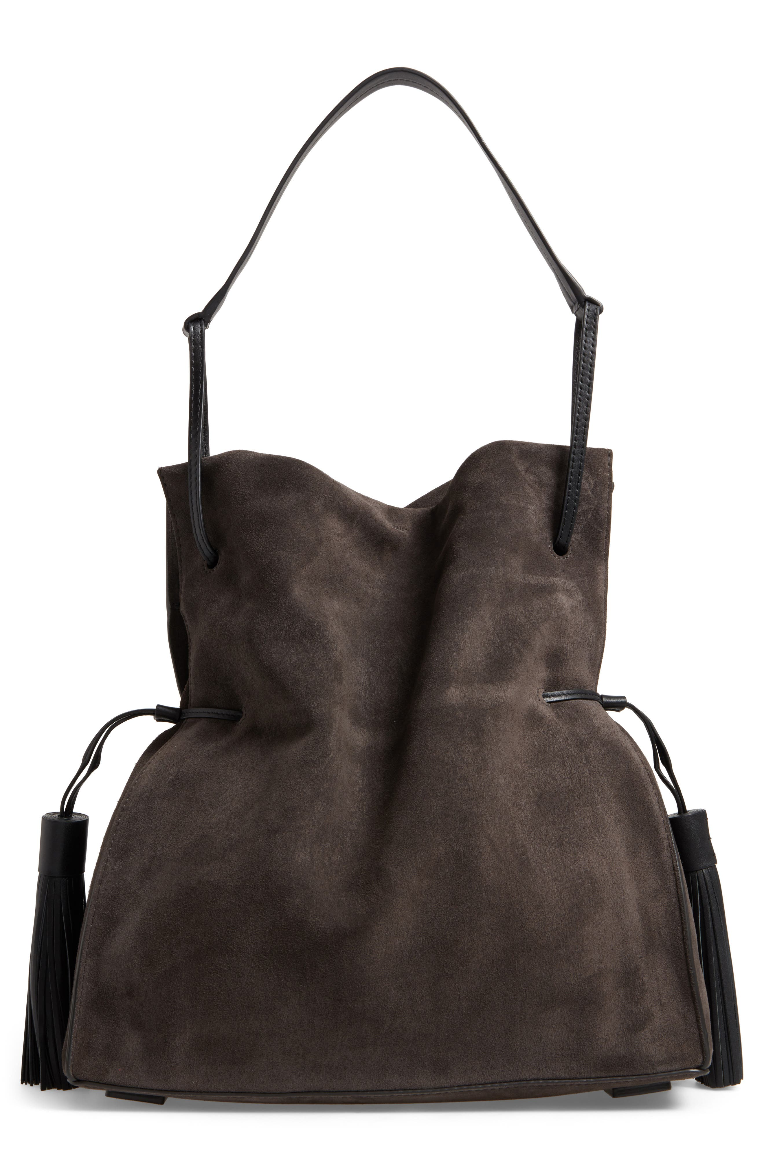 Freedom Suede Hobo,                             Alternate thumbnail 15, color,