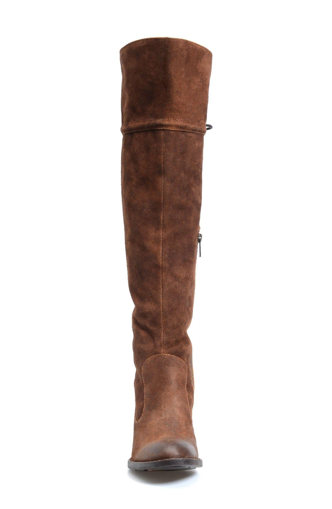 Gallinara Over the Knee Boot,                             Alternate thumbnail 17, color,