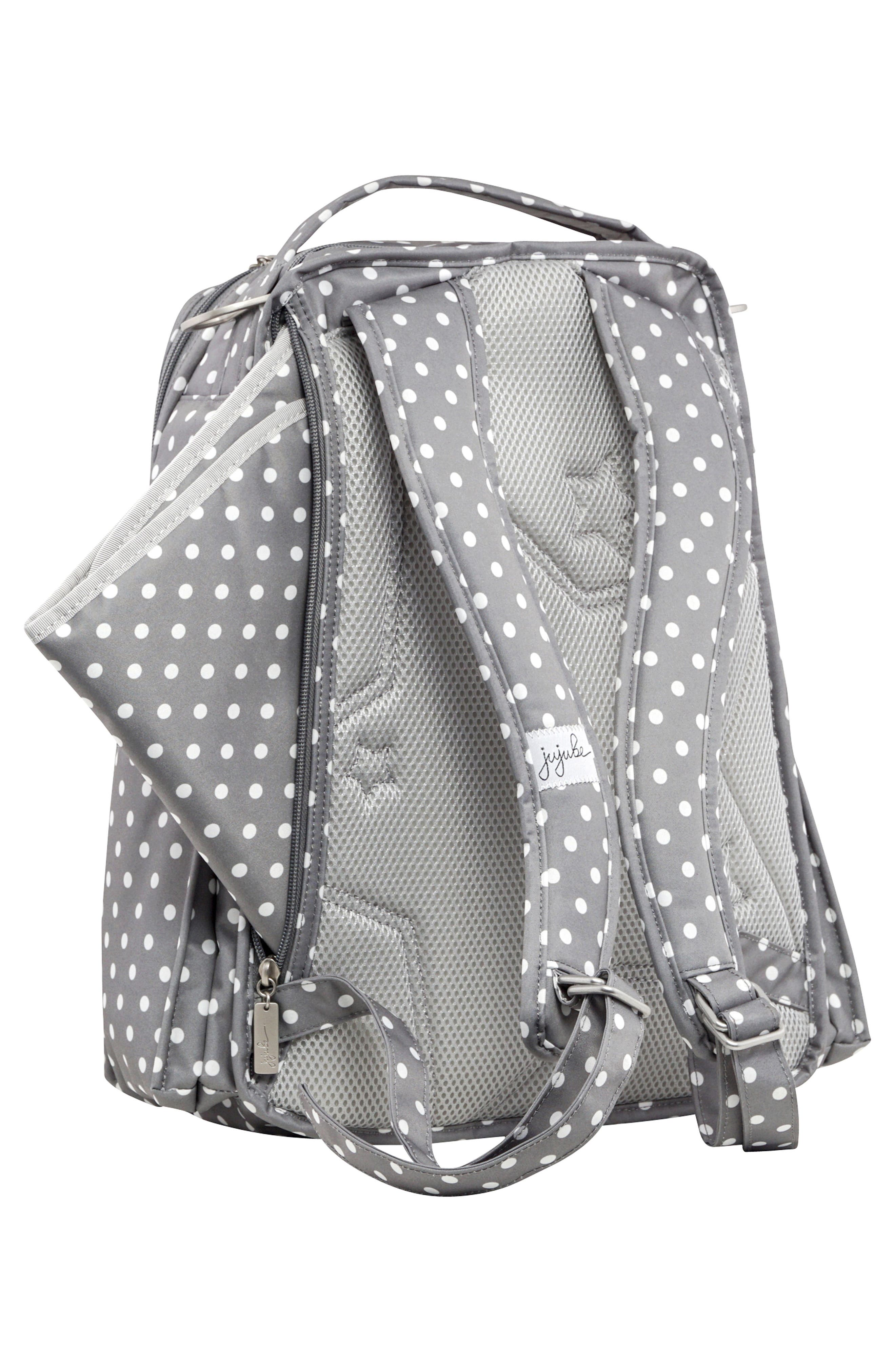 'Be Right Back' Diaper Backpack,                             Alternate thumbnail 97, color,