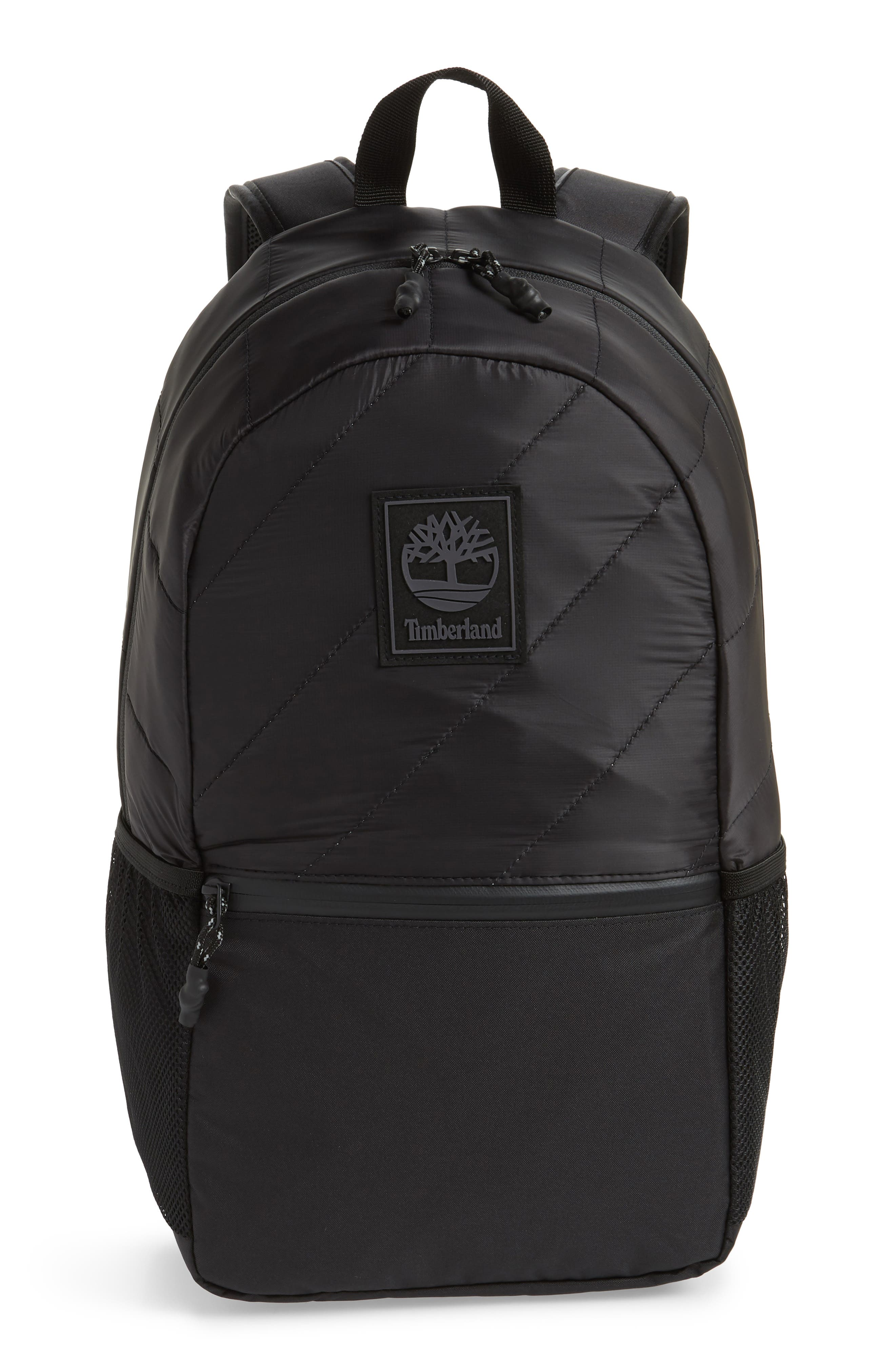 Classic Backpack,                         Main,                         color, BLACK