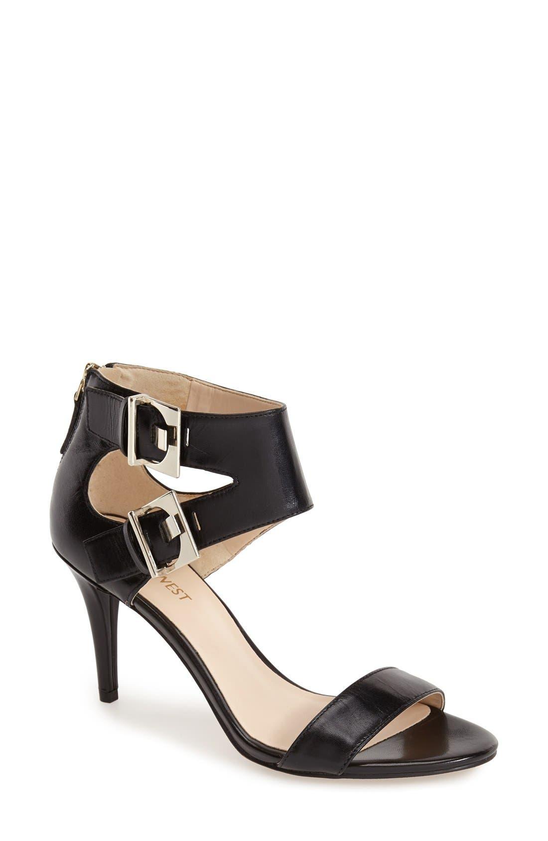 'Intwyne' Sandal,                         Main,                         color, 001