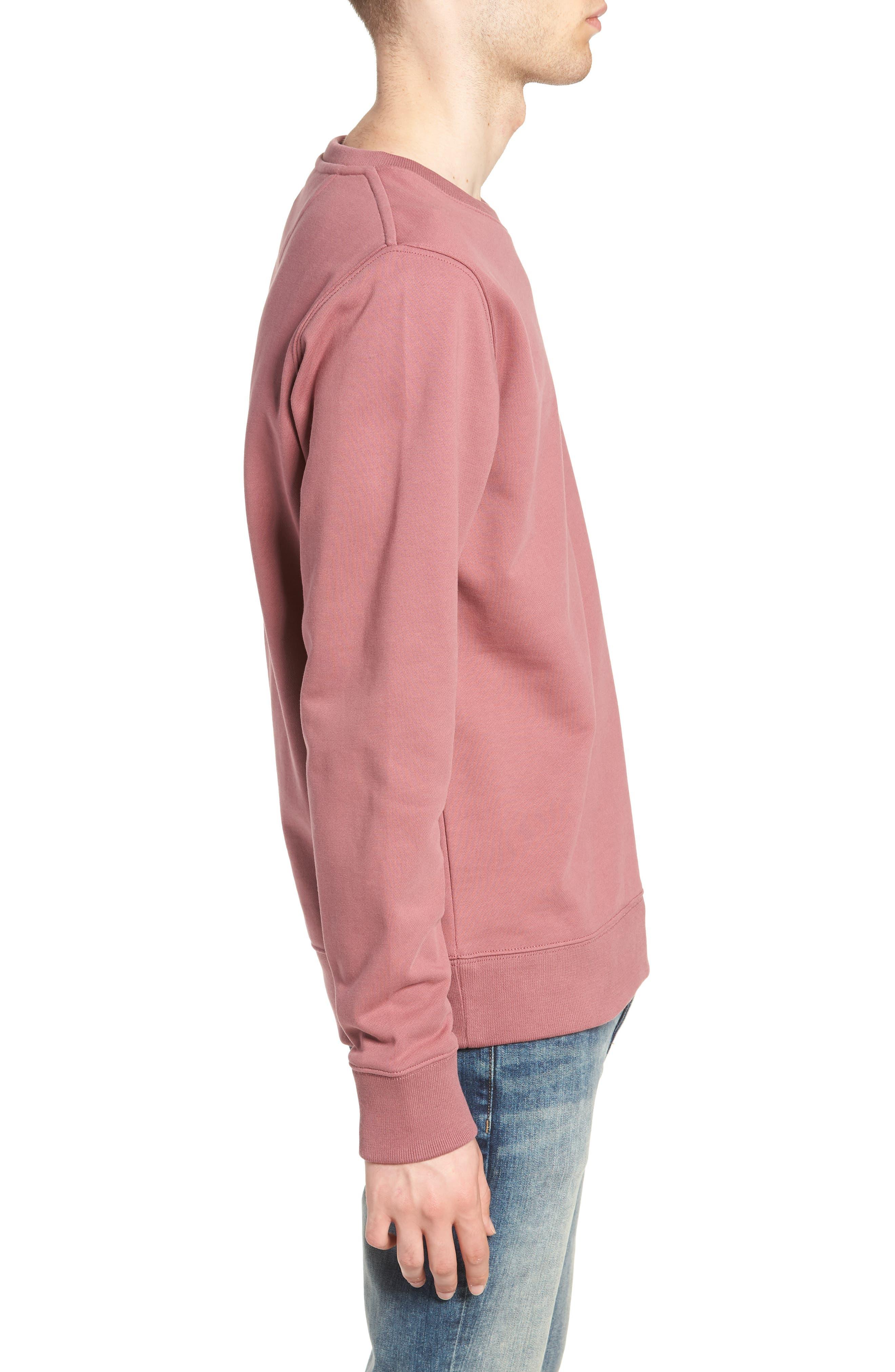 Bowery Sweatshirt,                             Alternate thumbnail 3, color,                             650