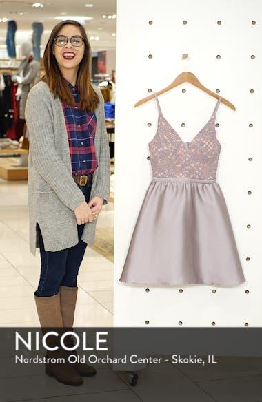 Lace & Taffeta Party Dress, sales video thumbnail