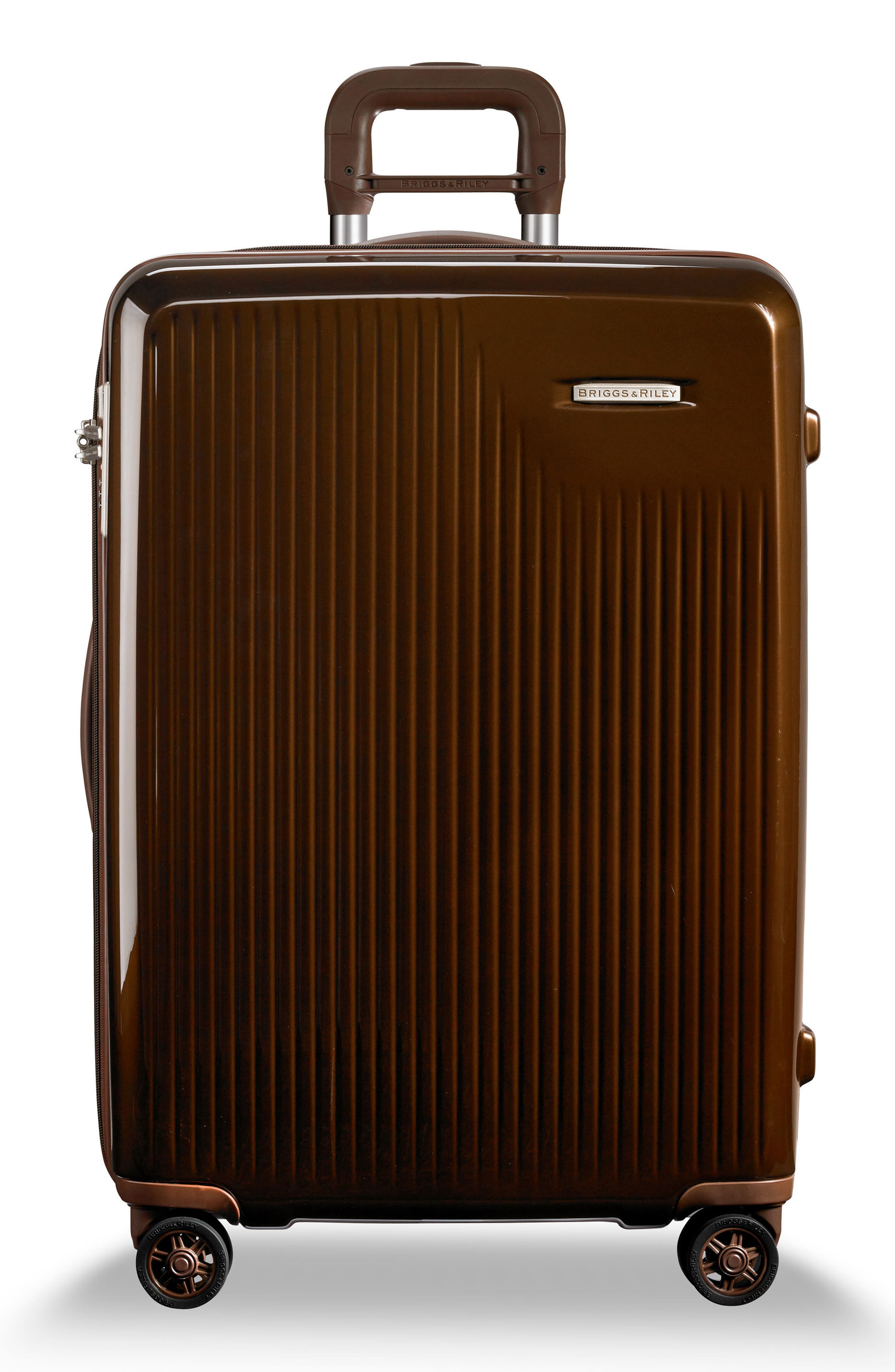 Sympatico 27-Inch Expandable Wheeled Packing Case,                         Main,                         color, BRONZE