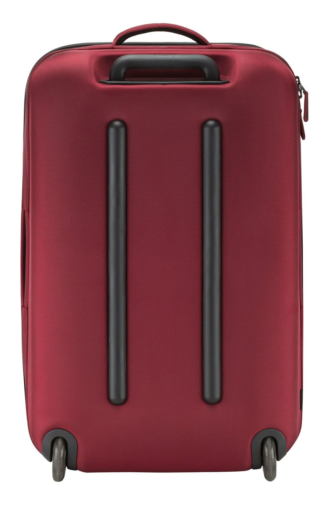 VIA 34 Inch Wheeled Suitcase,                             Alternate thumbnail 6, color,