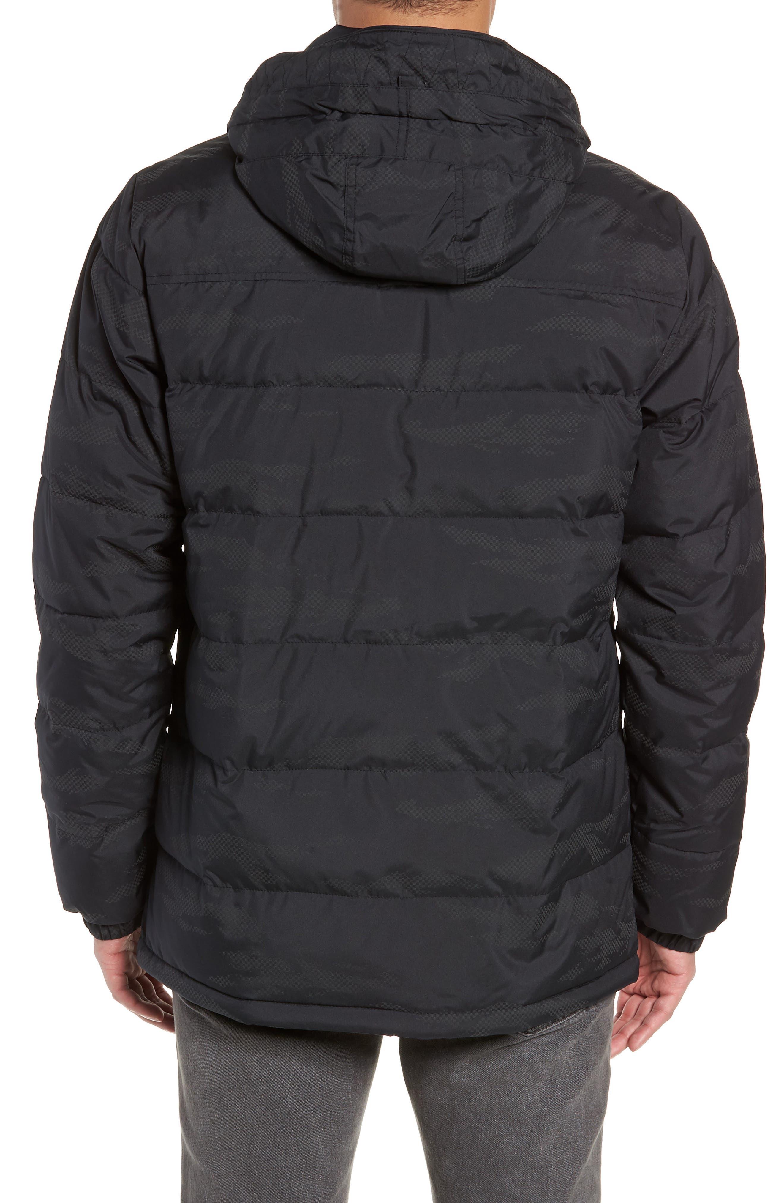 Woodcrest MTE Jacket,                             Alternate thumbnail 2, color,                             BLACK REFLECTIVE