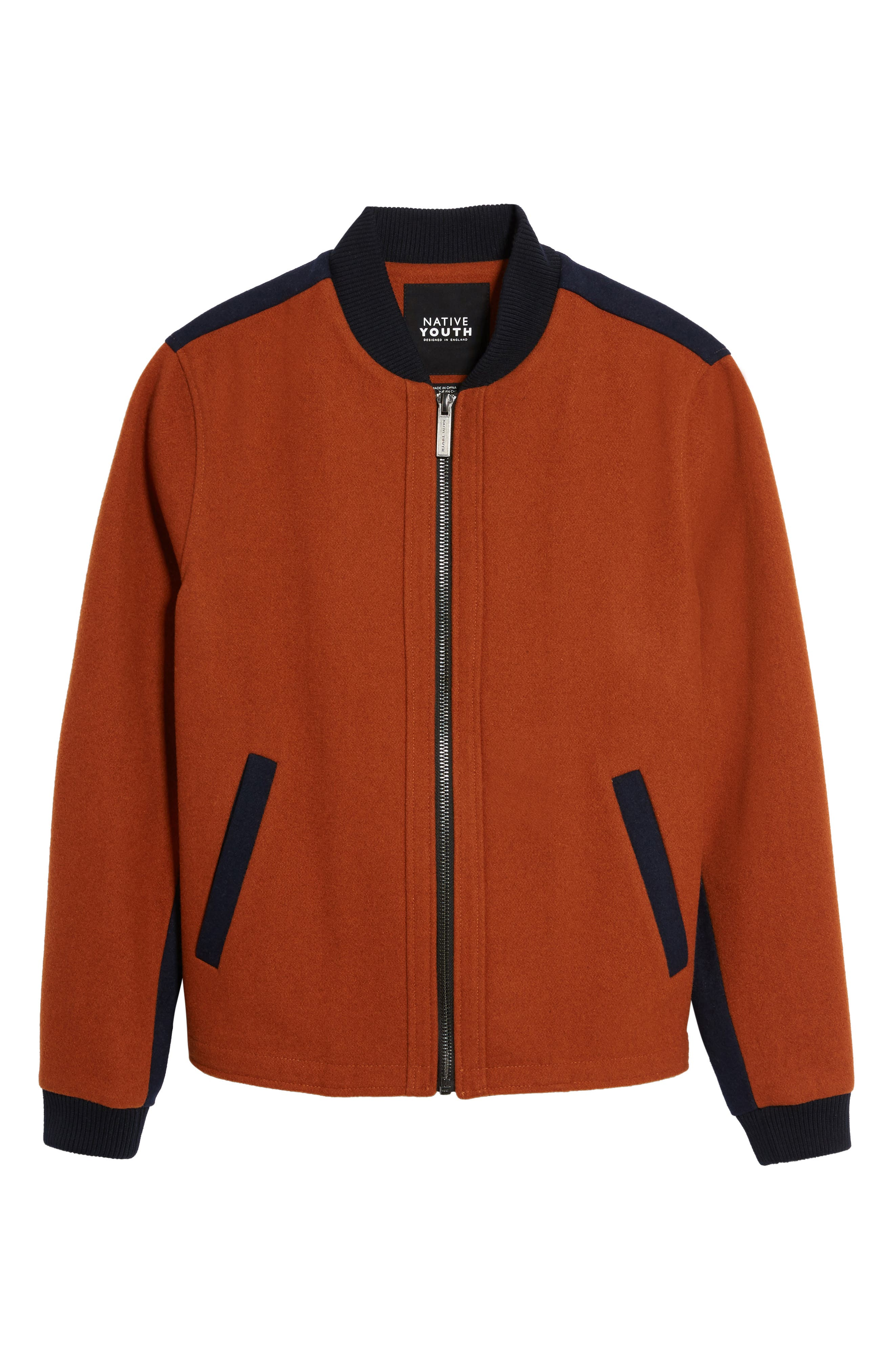 Maldon Bomber Jacket,                             Alternate thumbnail 5, color,                             800