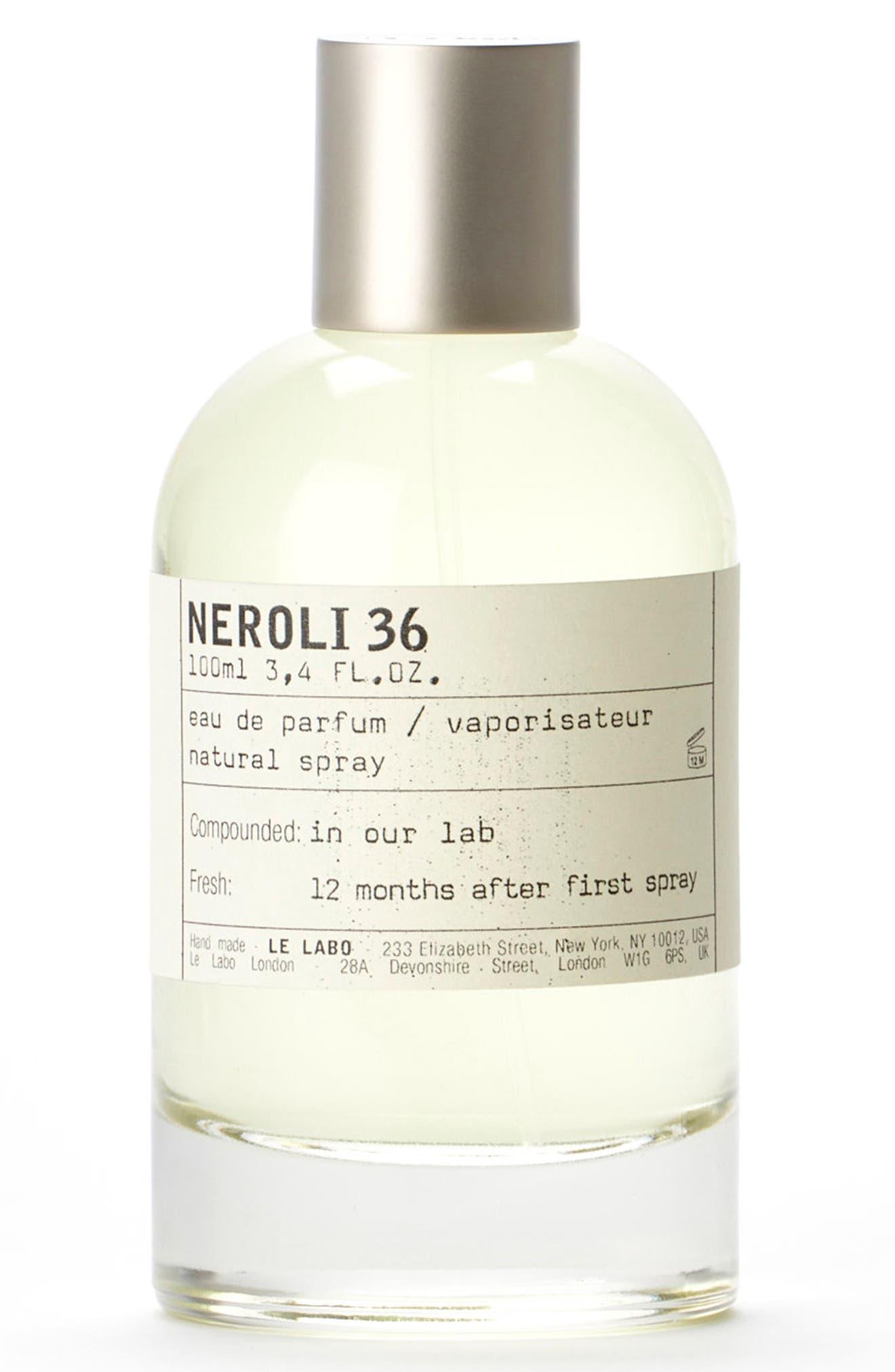 'Neroli 36' Eau de Parfum, Main, color, 000