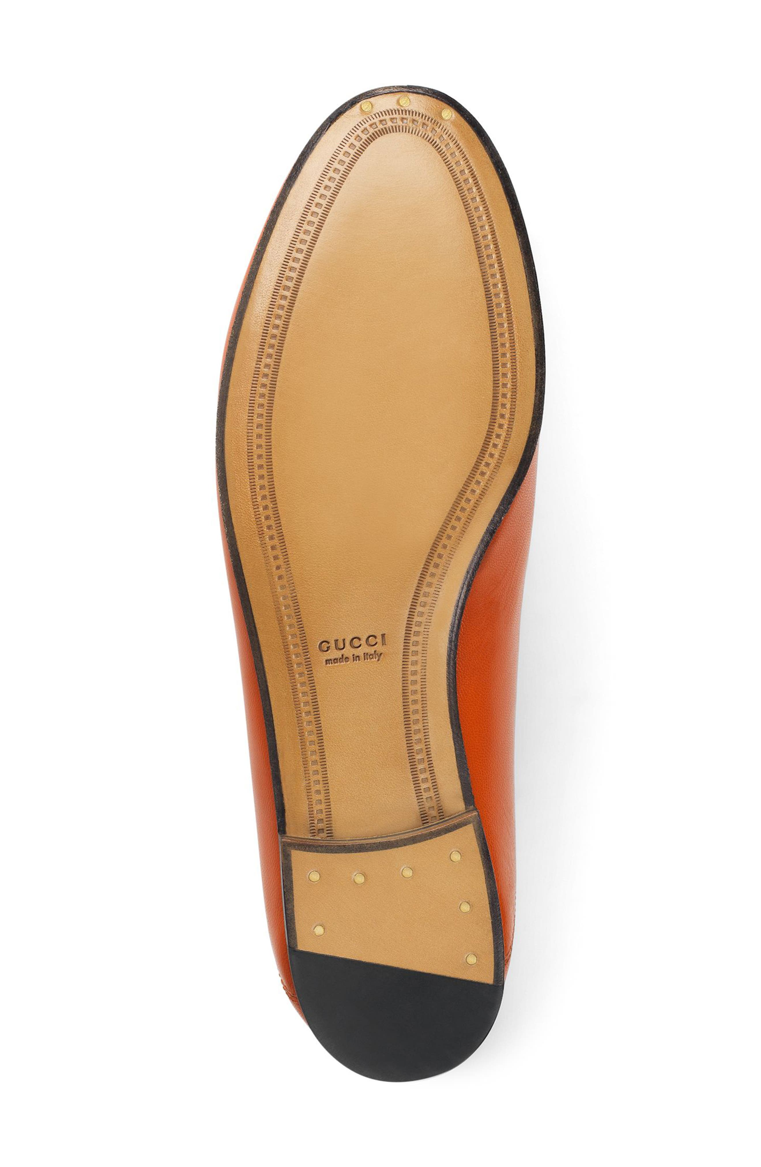 Convertible Loafer,                             Alternate thumbnail 4, color,                             DEEP ORANGE