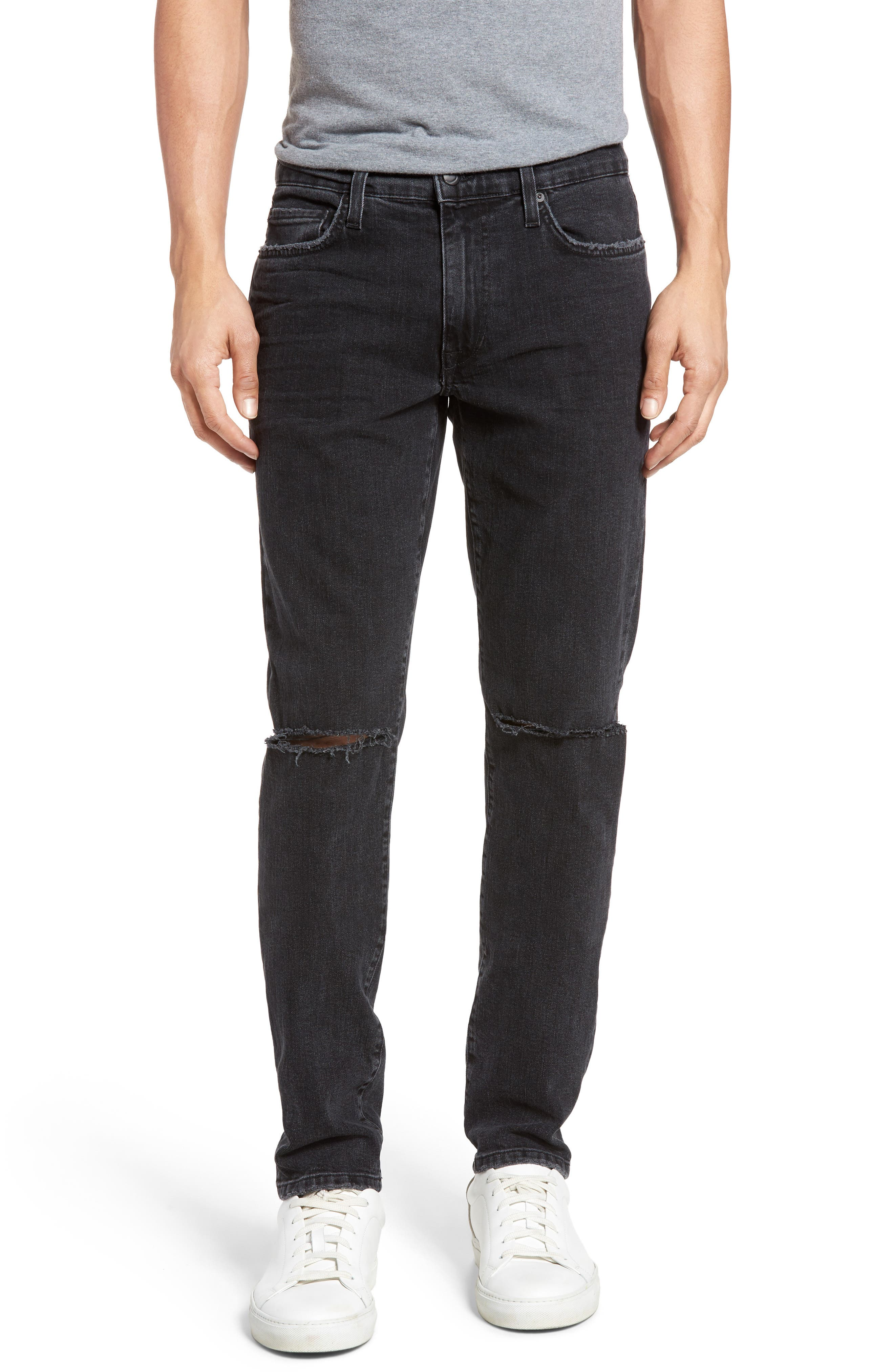 Brixton Slim Straight Fit Jeans,                             Main thumbnail 1, color,                             438