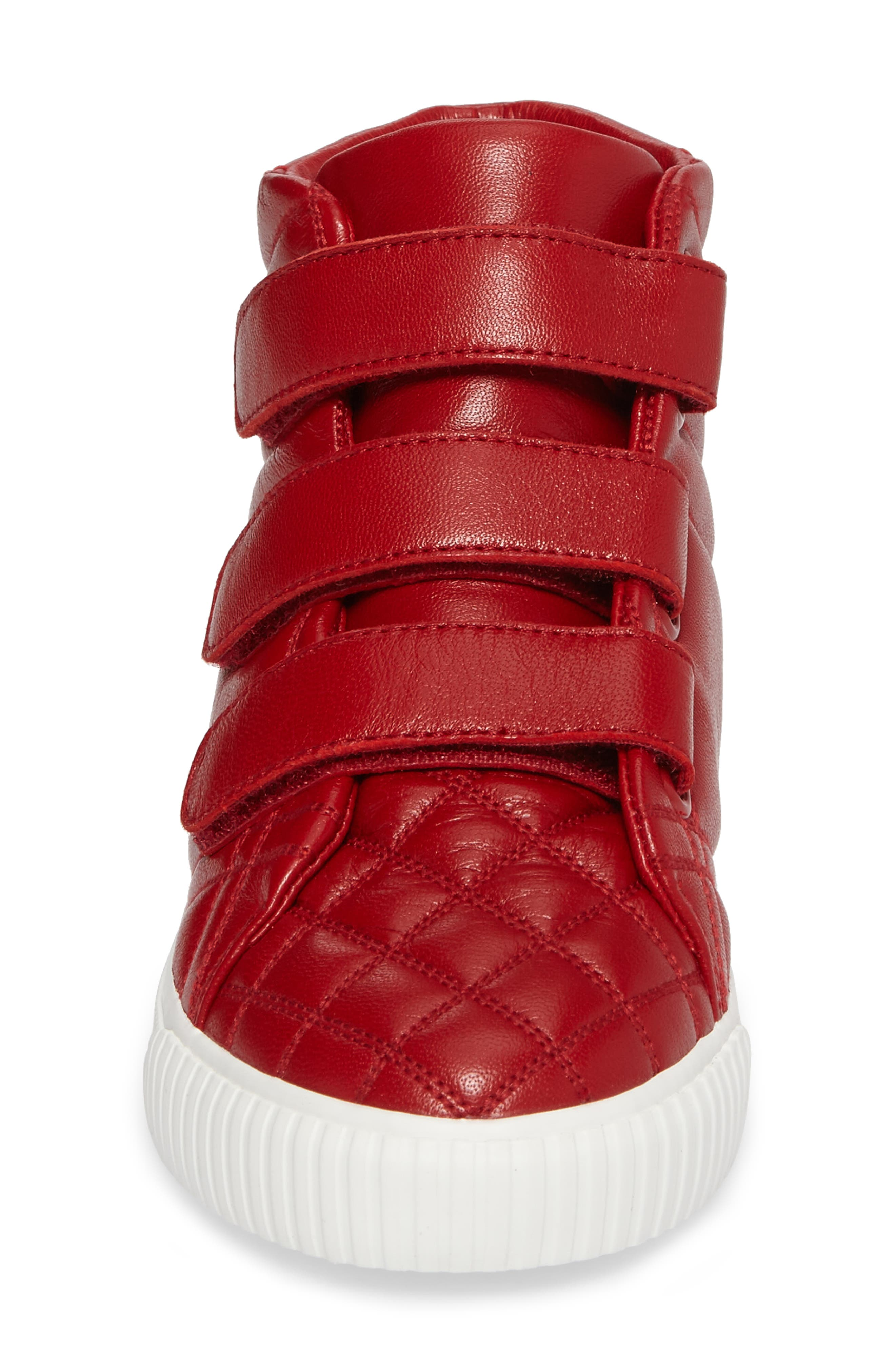 Sturrock Quilted High Top Sneaker,                             Alternate thumbnail 8, color,