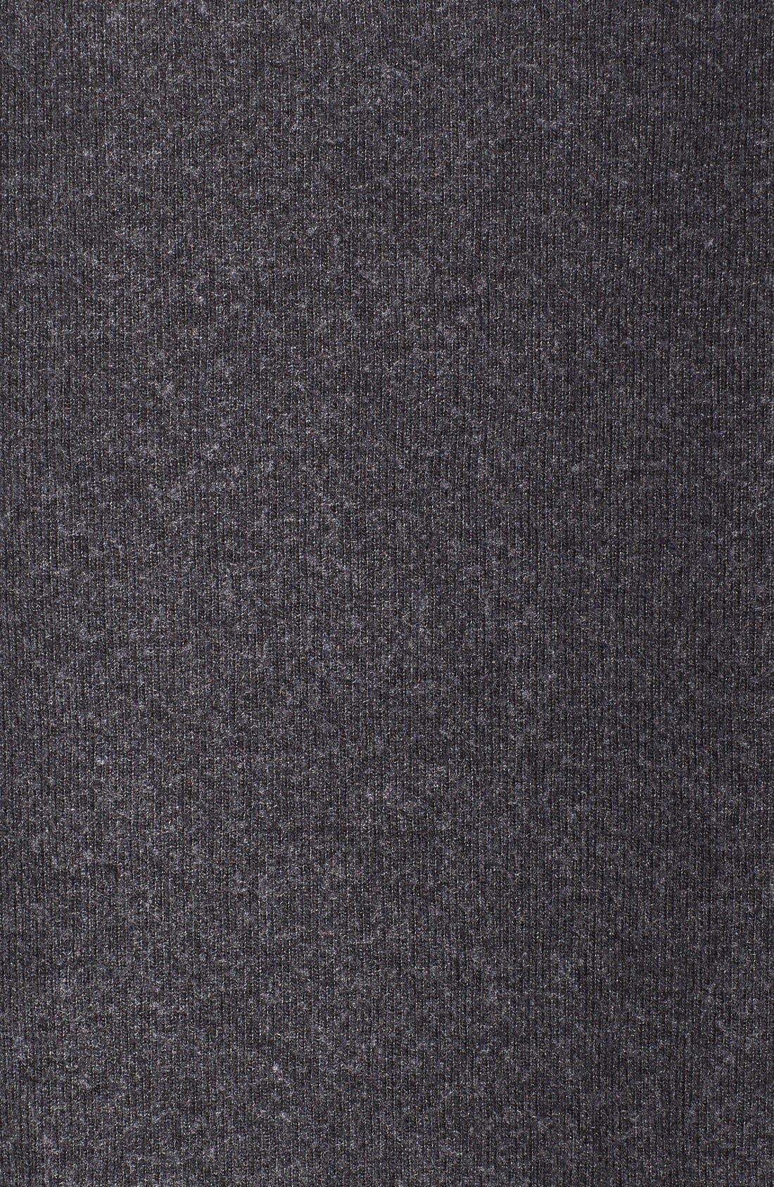 'Saturday & Sunday' Hacci Sweatshirt,                             Alternate thumbnail 4, color,                             019