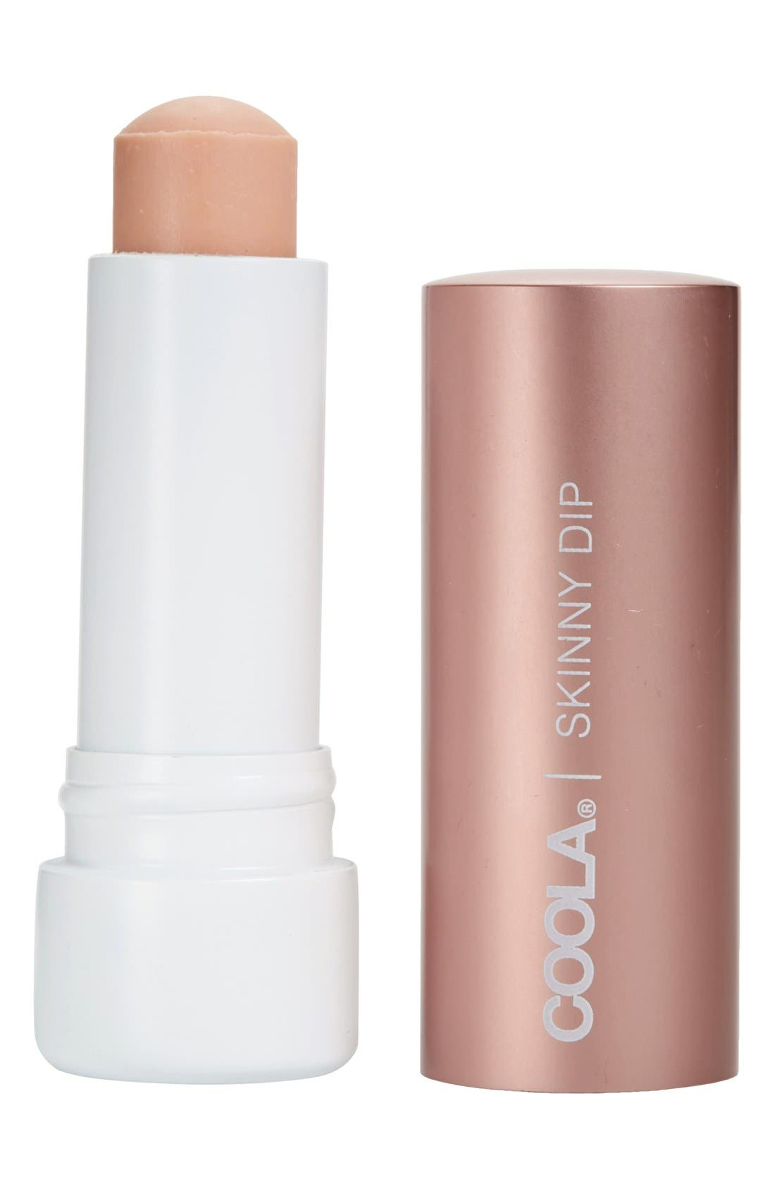 COOLA<sup>®</sup> Suncare Mineral Liplux SPF 30,                             Alternate thumbnail 2, color,                             SKINNY DIP