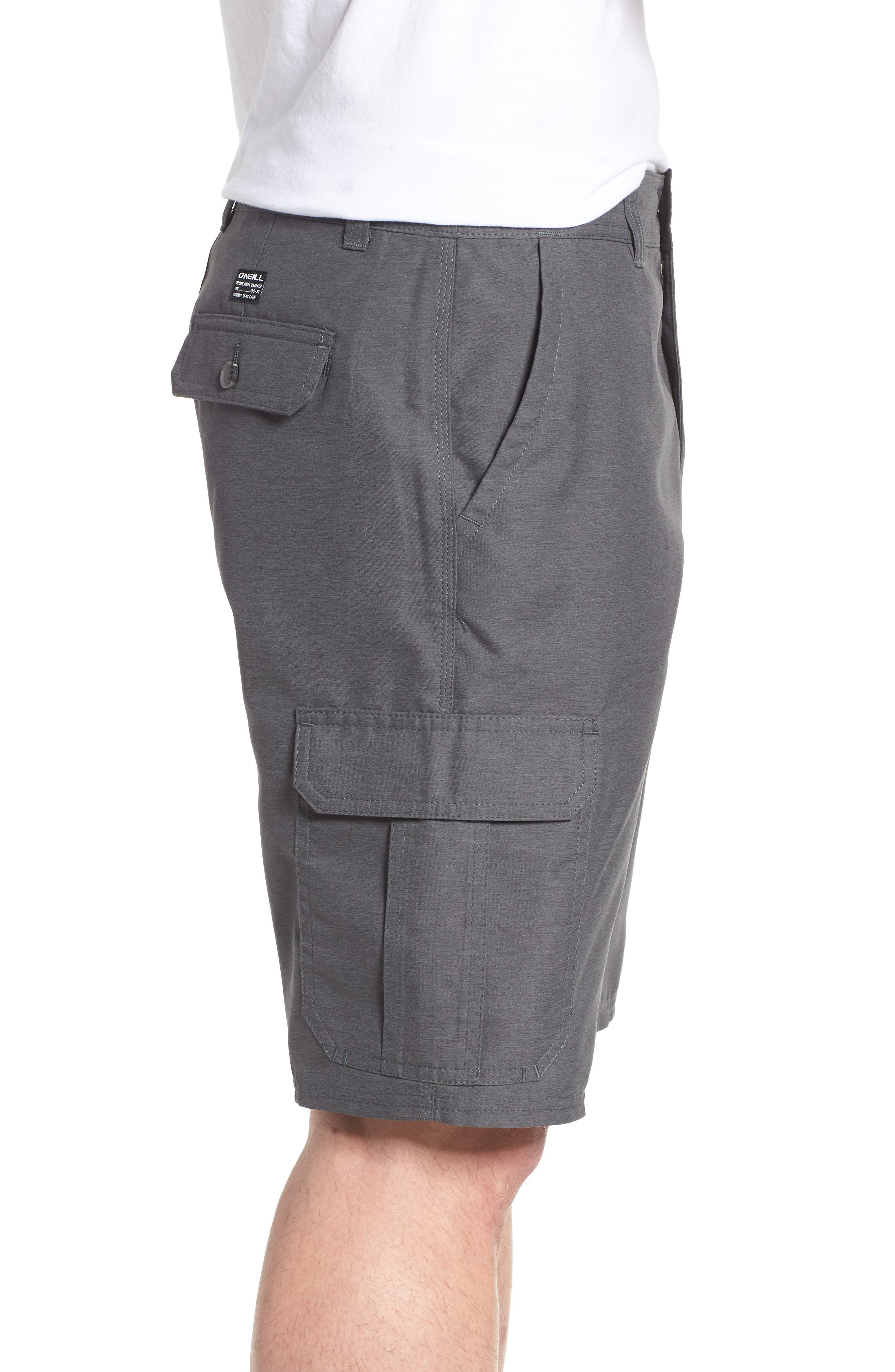 Ranger Cargo Hybrid Shorts,                             Alternate thumbnail 3, color,                             068