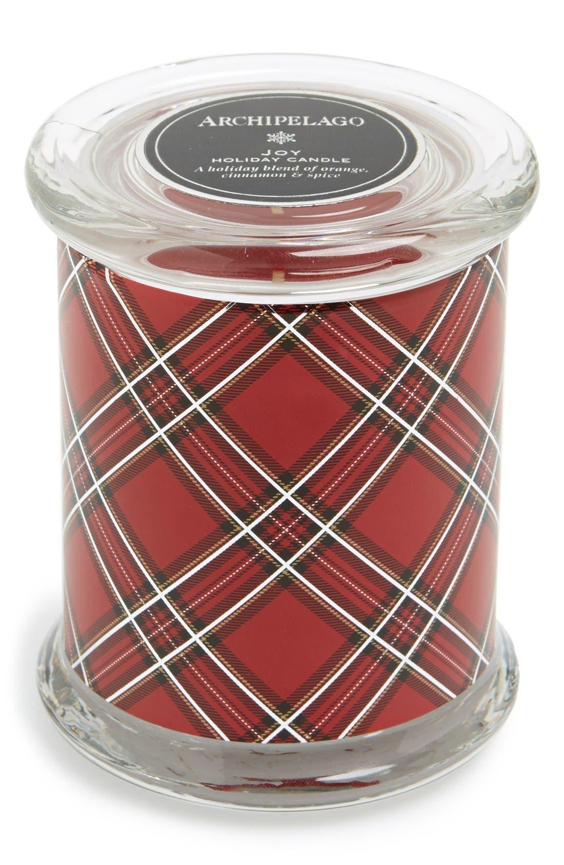 'Joy' Jar Candle, Main, color, 600