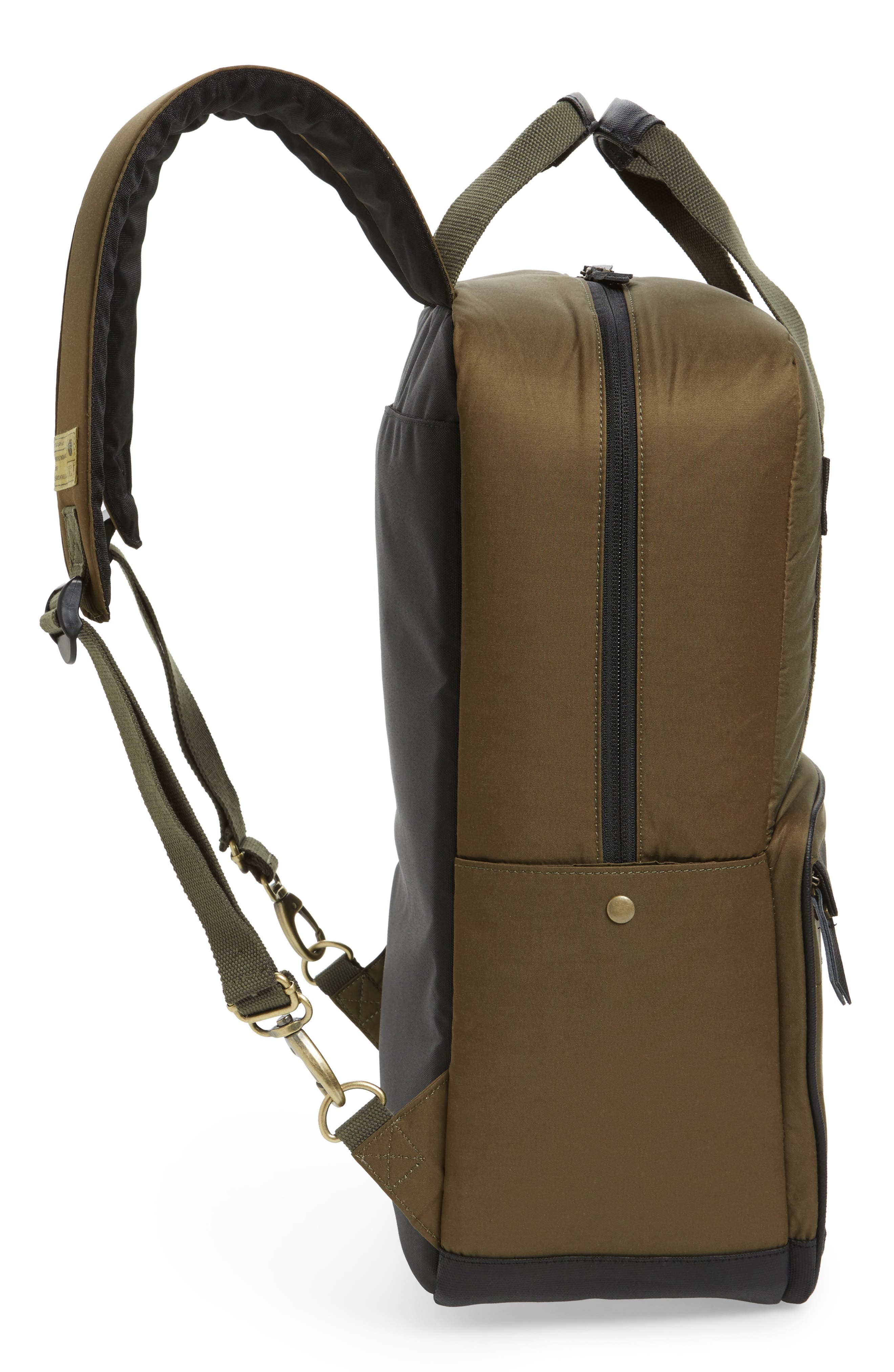 Supply Convertible Water Resistant Backpack,                             Alternate thumbnail 23, color,