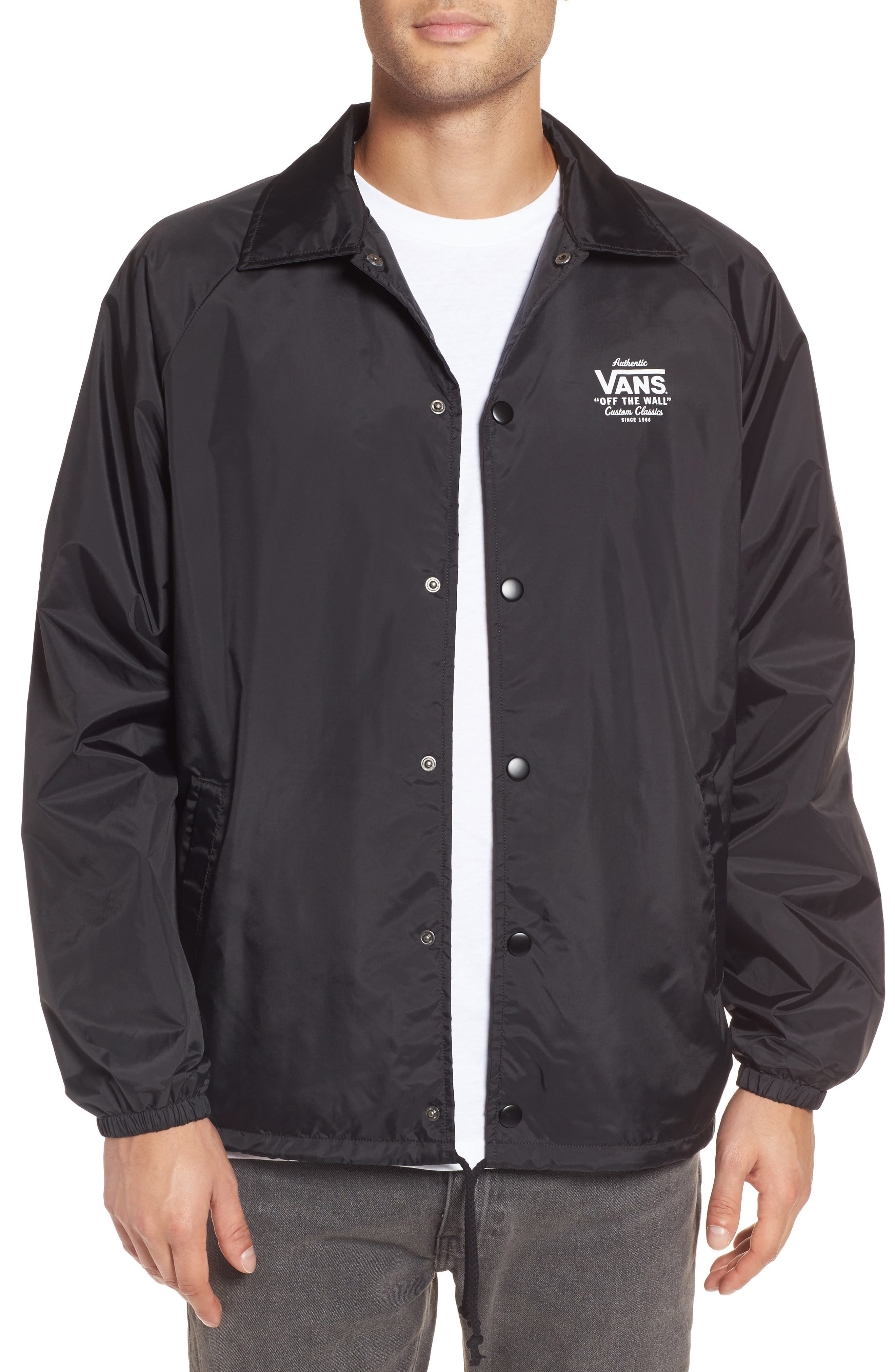 Torrey Water Resistant Jacket,                             Main thumbnail 1, color,                             001