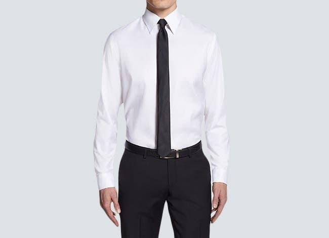 Slim-Fit Dress Shirts