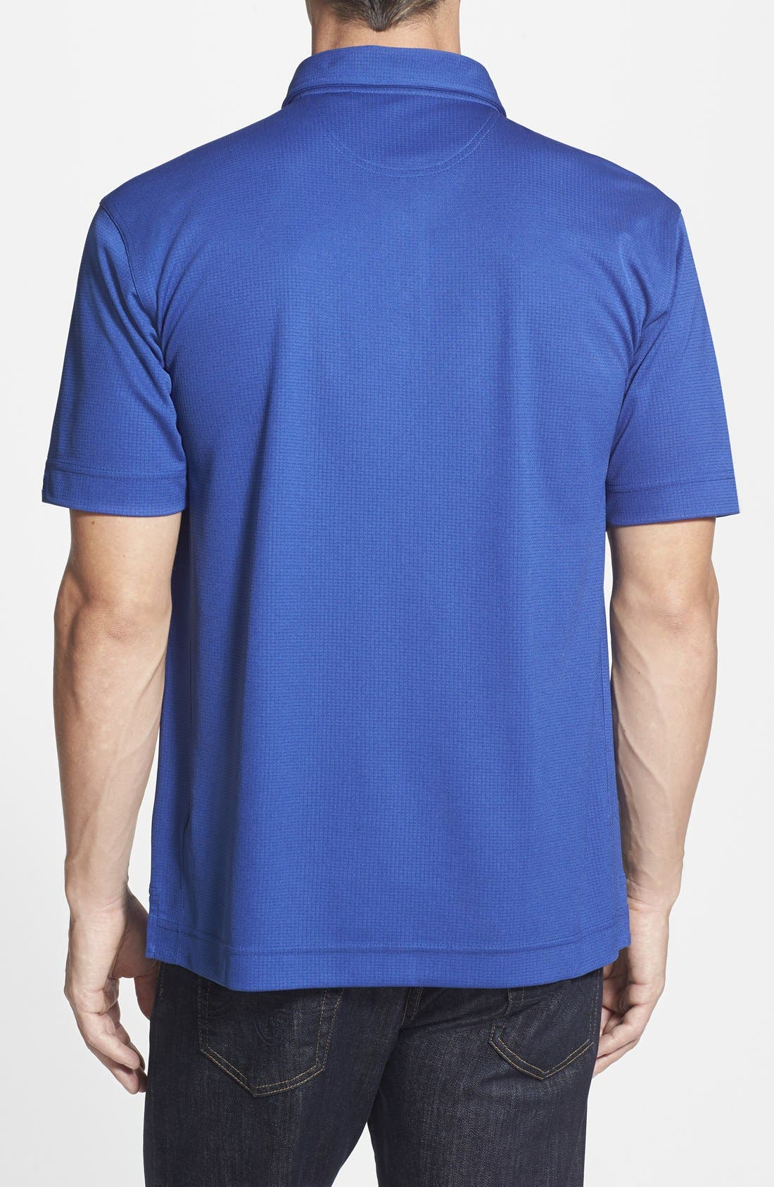 Indianapolis Colts - Genre DryTec Moisture Wicking Polo,                             Alternate thumbnail 4, color,