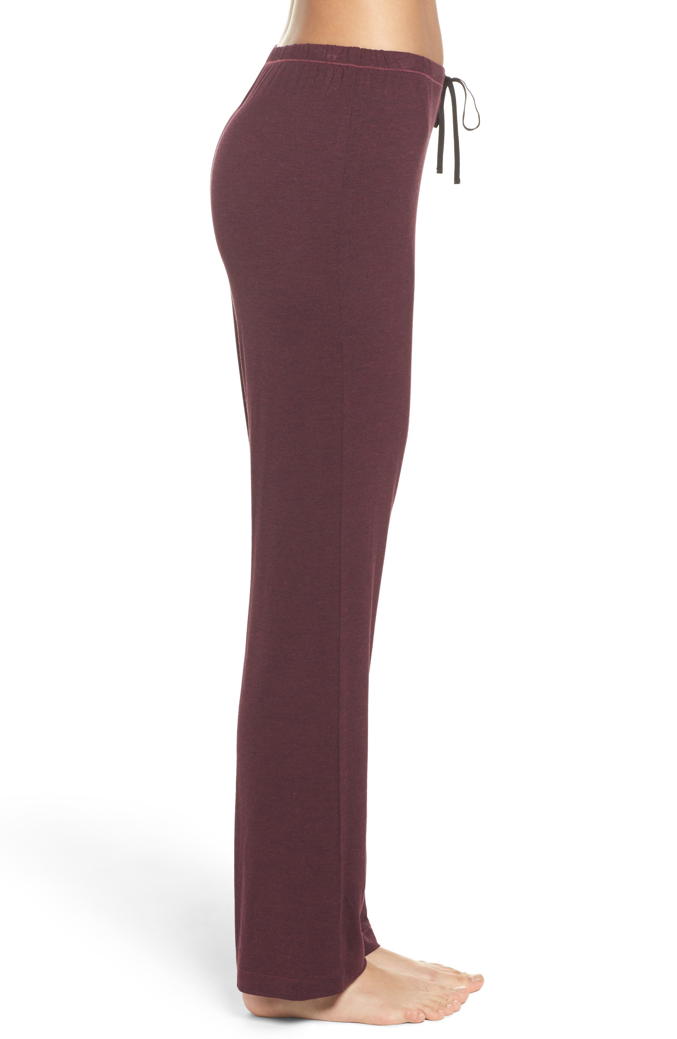 Jersey Lounge Pants,                             Alternate thumbnail 3, color,                             930