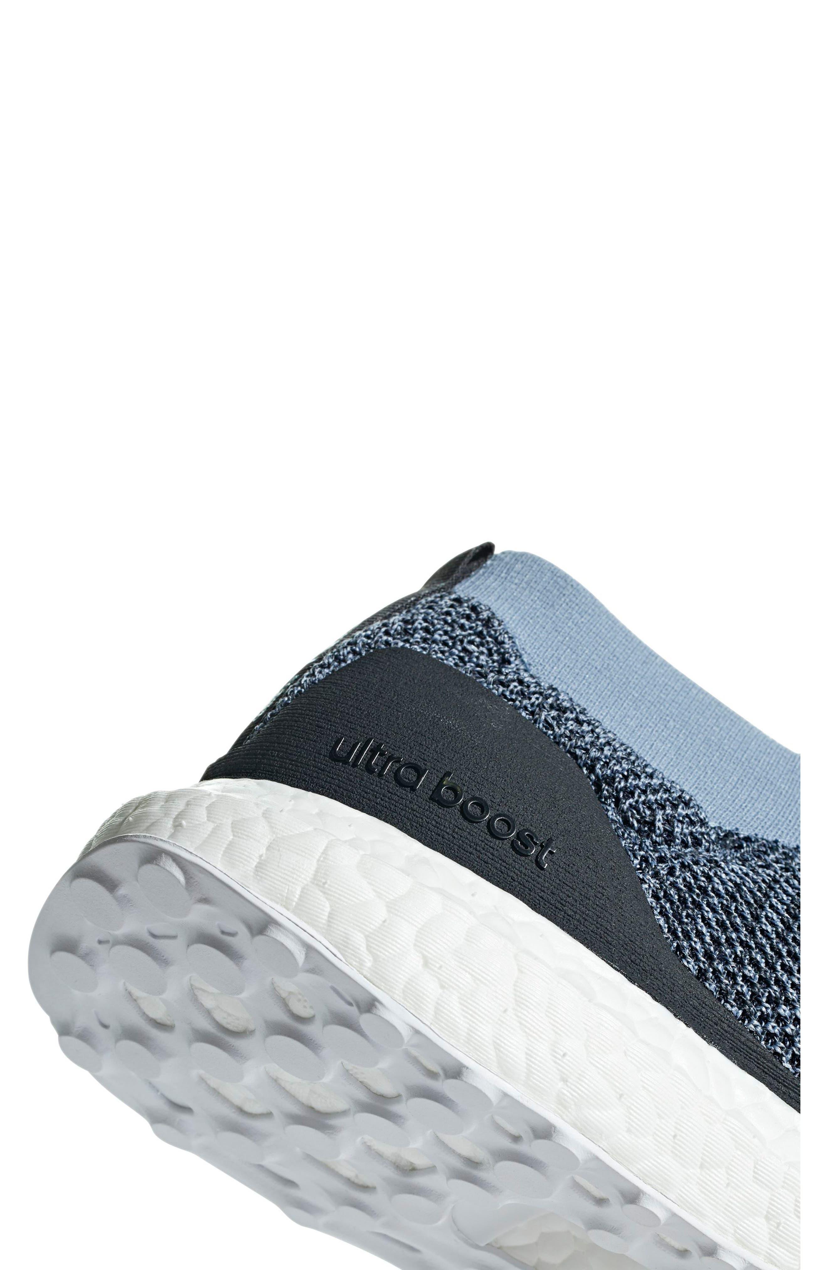 UltraBoost Laceless Running Shoe,                             Alternate thumbnail 5, color,                             060