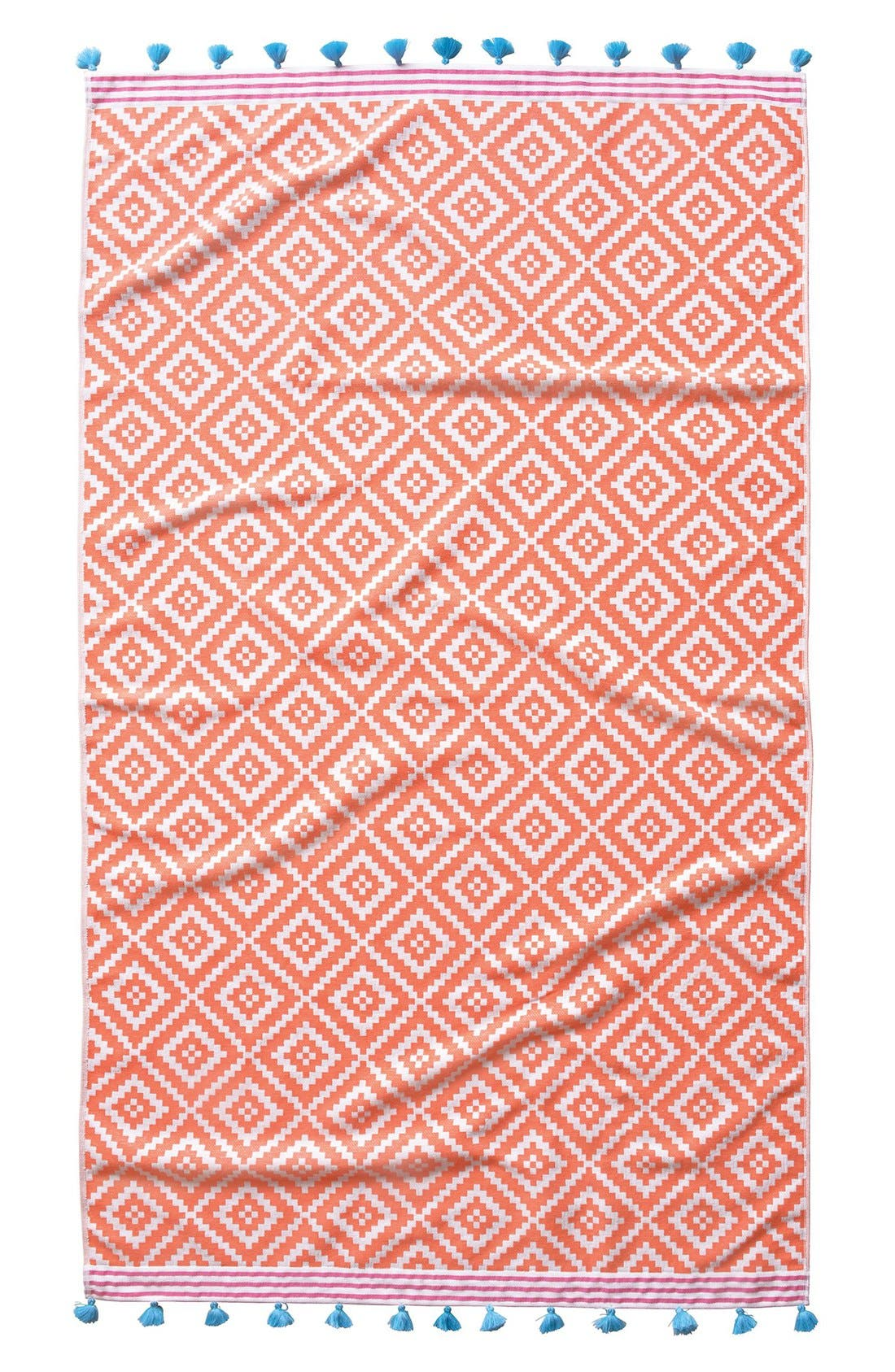 'Alabat' Beach Towel,                             Main thumbnail 1, color,                             950