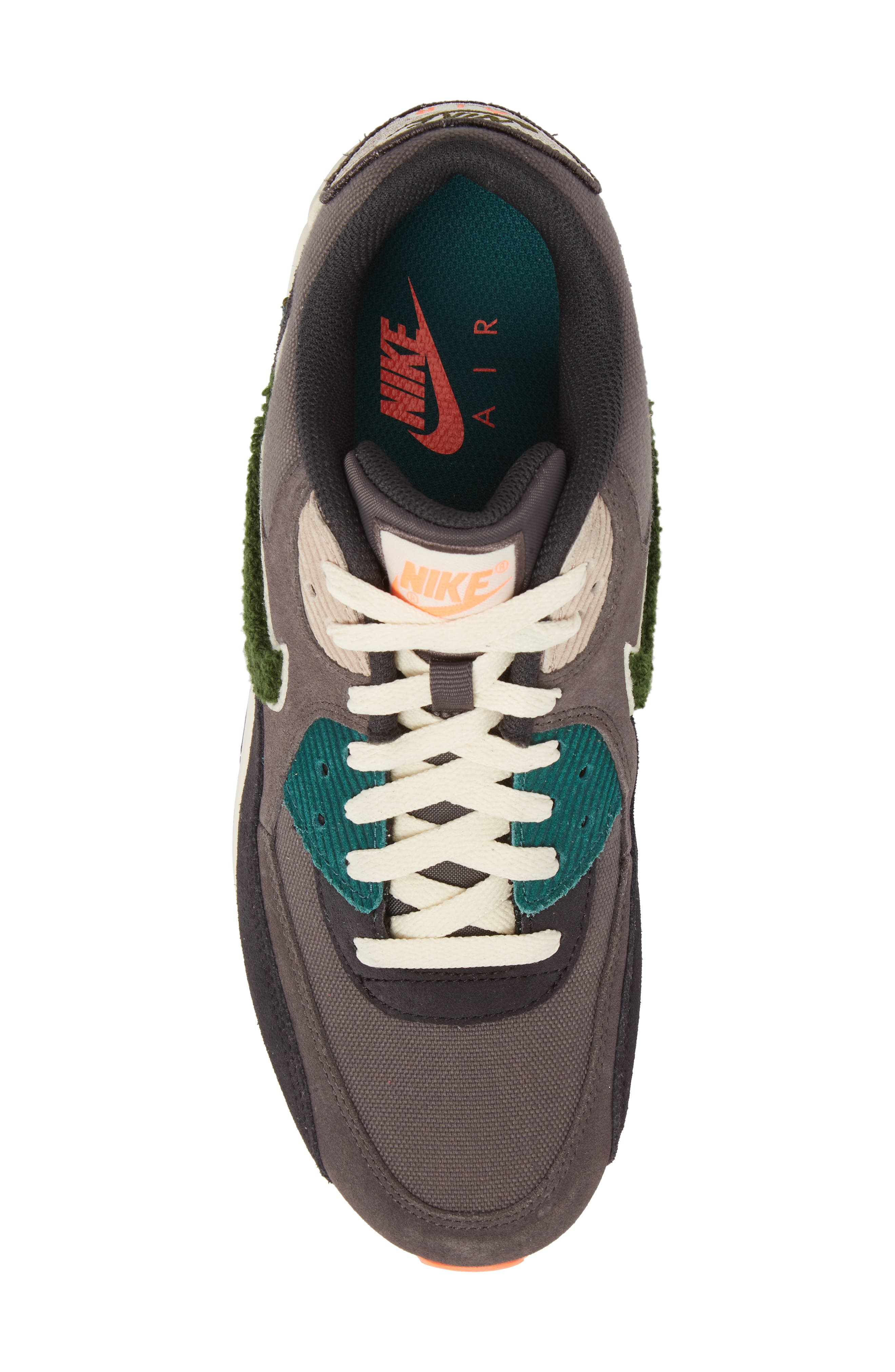 Air Max 90 Premium Sneaker,                             Alternate thumbnail 13, color,
