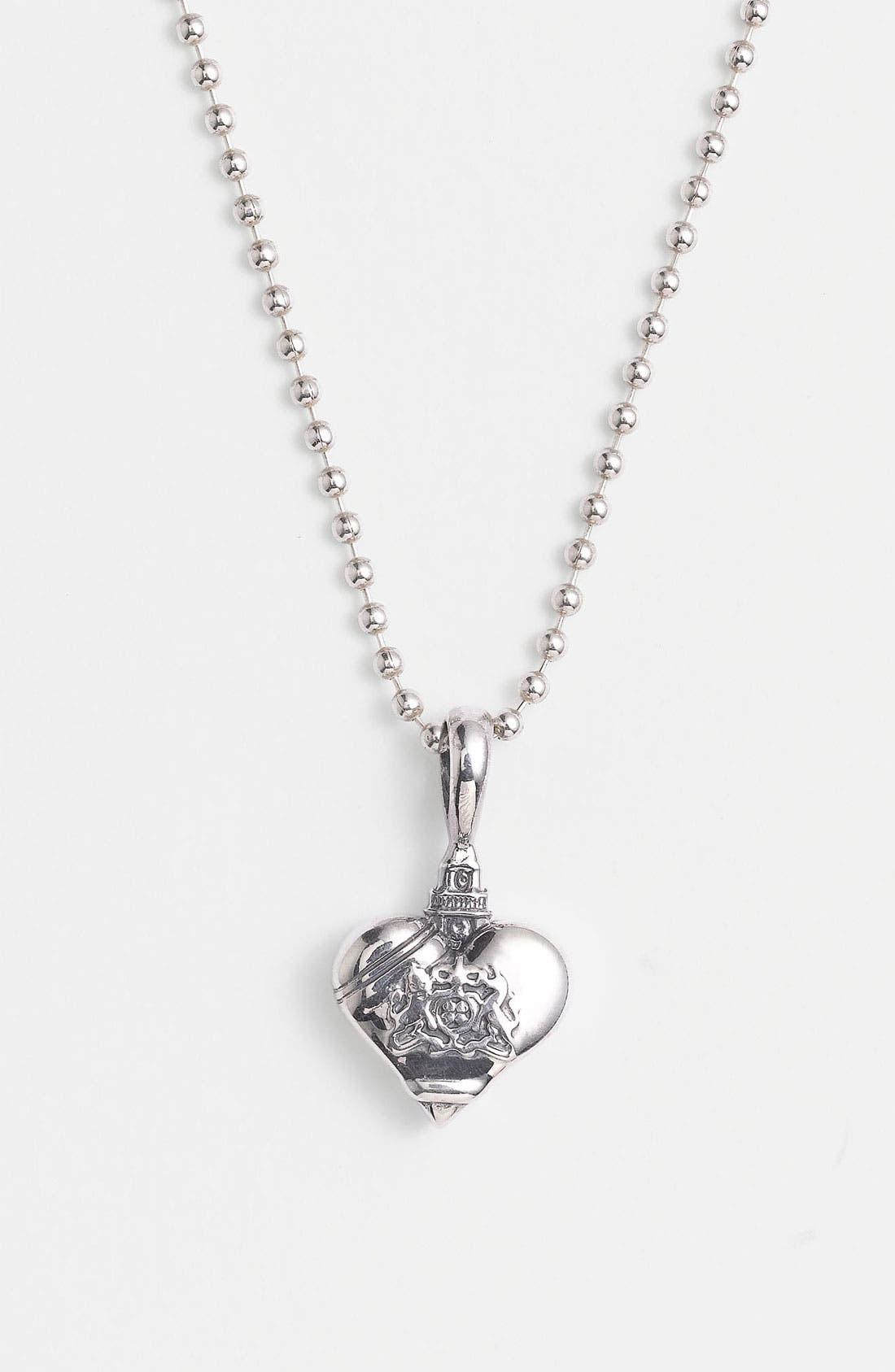 'Hearts of Lagos - Seattle' Reversible Pendant Necklace,                             Main thumbnail 7, color,