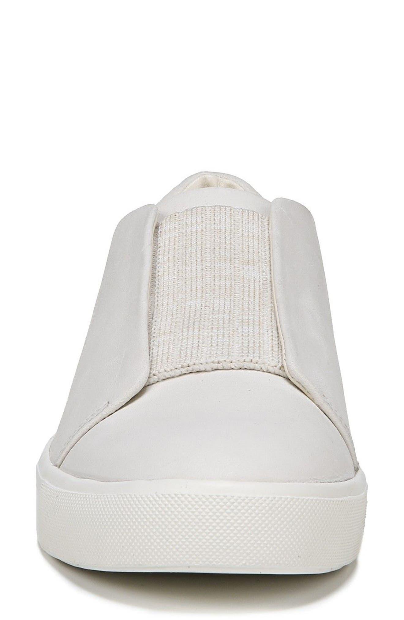 Cantara Slip-On Sneaker,                             Alternate thumbnail 4, color,                             CREAM MARL