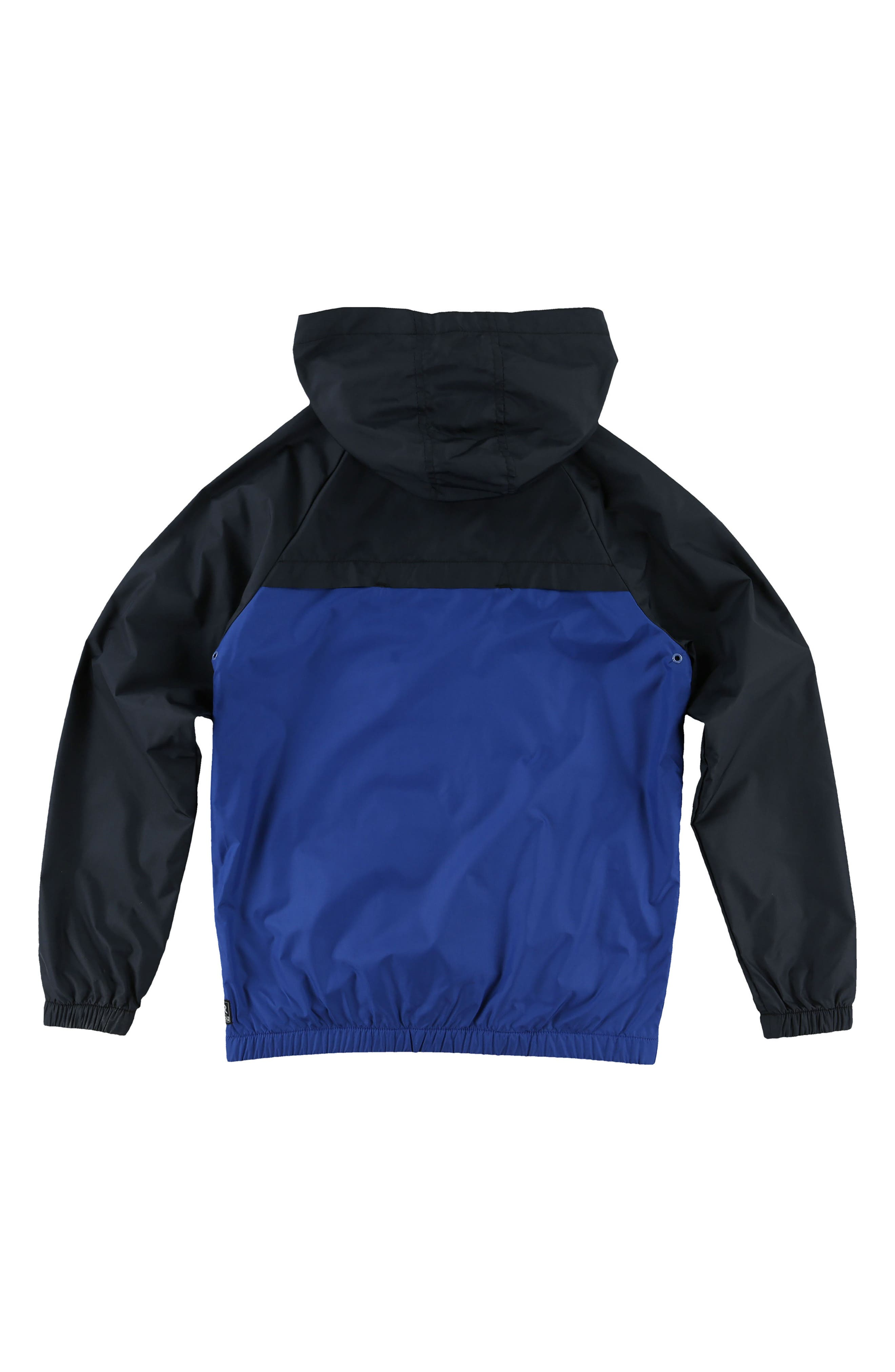 Traveler Packable Windbreaker Jacket,                             Alternate thumbnail 4, color,