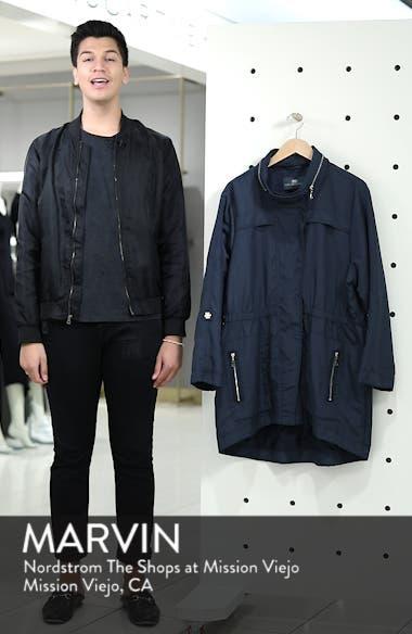 Cory Hooded Utility Jacket, sales video thumbnail