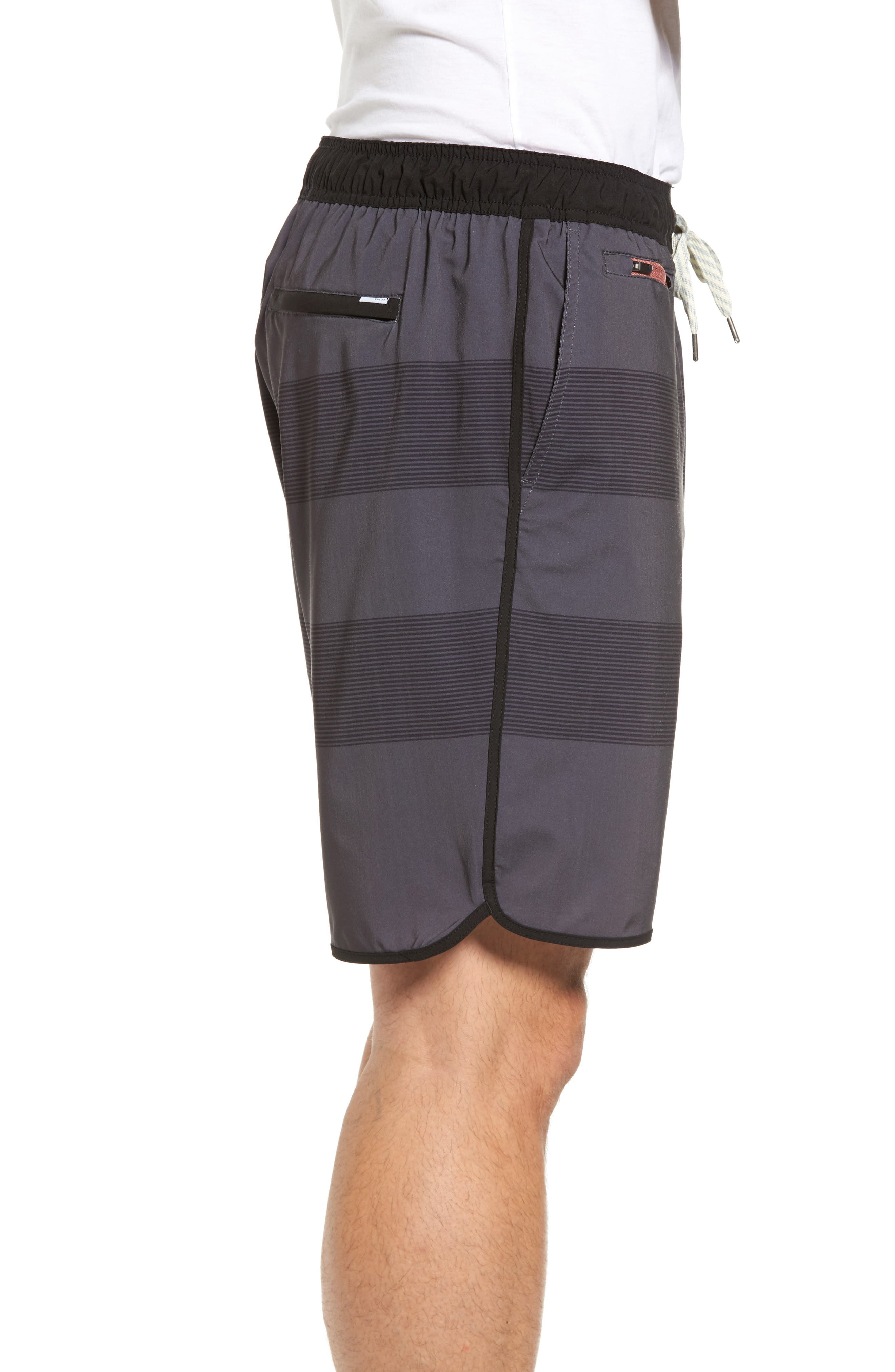 Banks Performance Hybrid Shorts,                             Alternate thumbnail 3, color,                             021