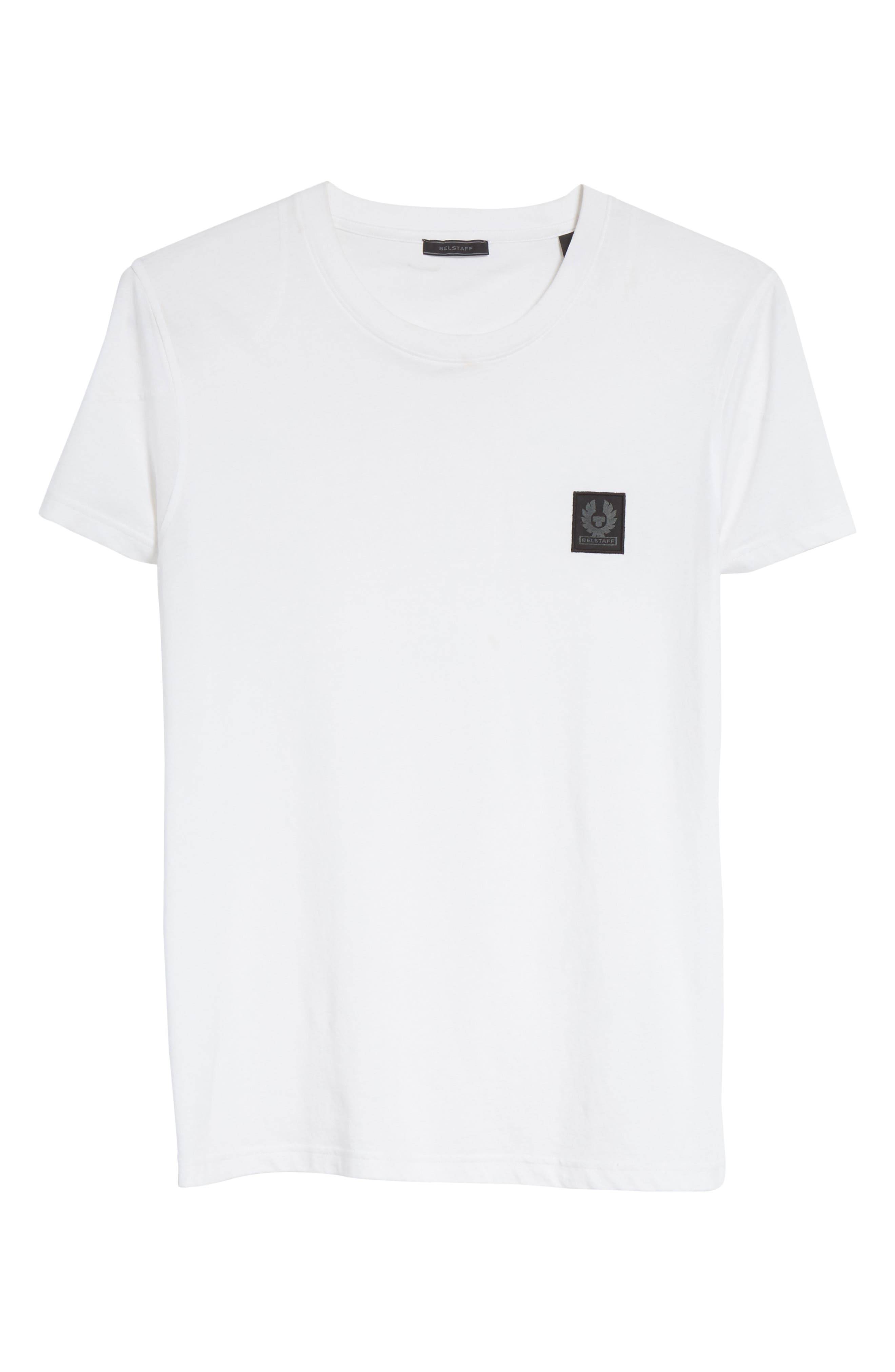 Throwley Logo T-Shirt,                             Alternate thumbnail 6, color,                             WHITE