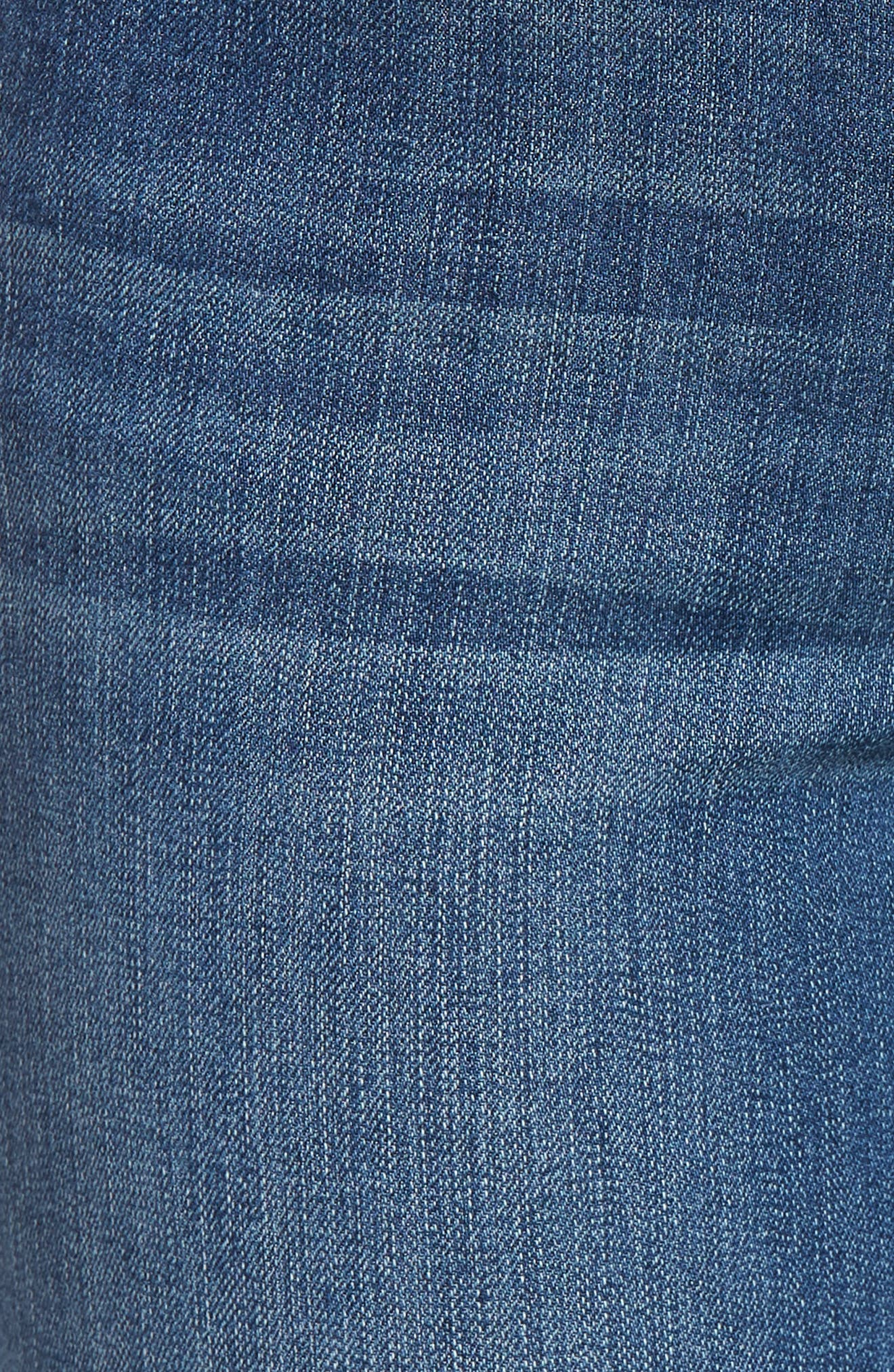 1822 DENIM,                             Distressed Skinny Jeans,                             Alternate thumbnail 6, color,                             CHRISTINA