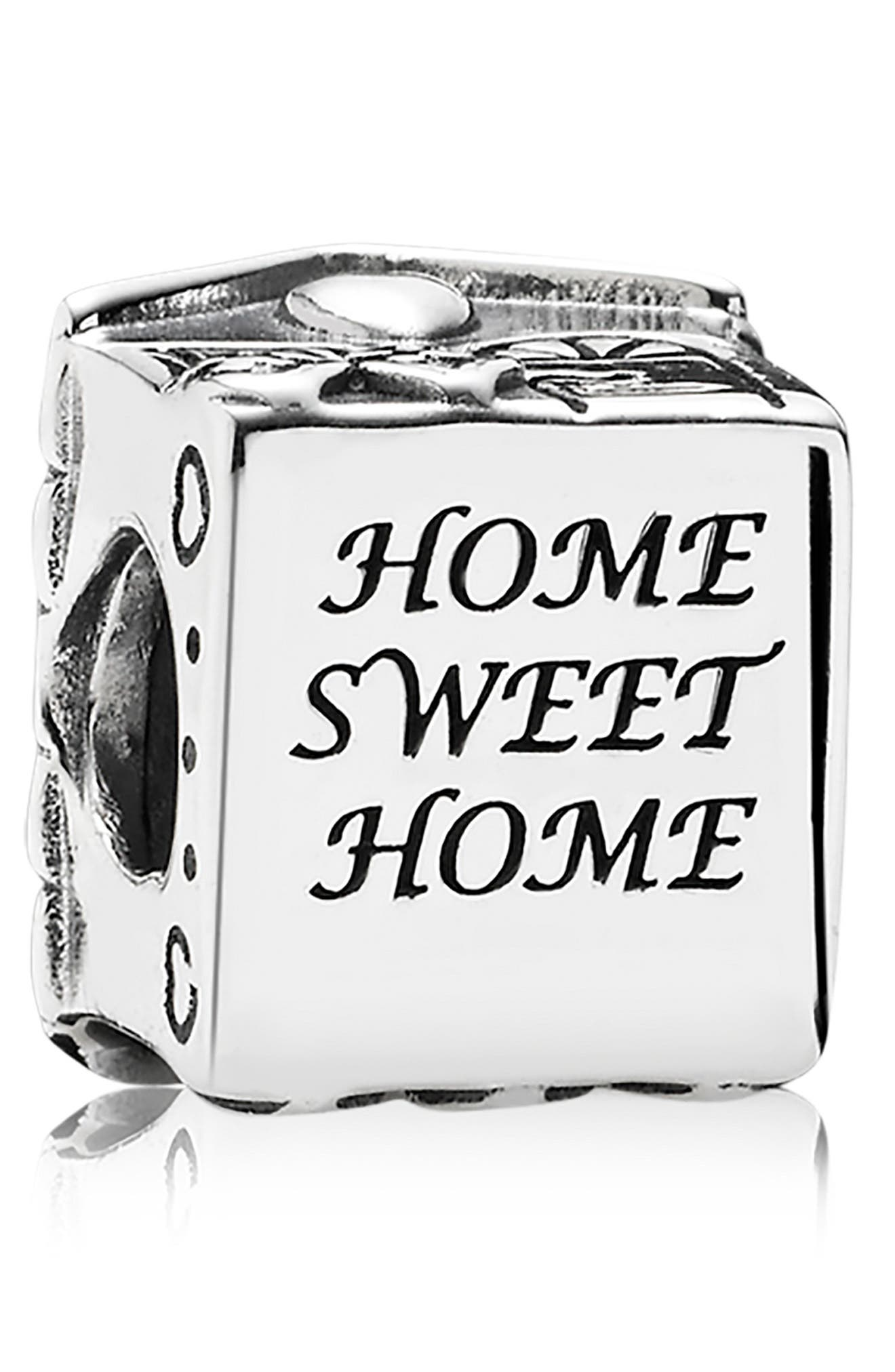 Home Sweet Home Charm,                             Alternate thumbnail 3, color,                             040