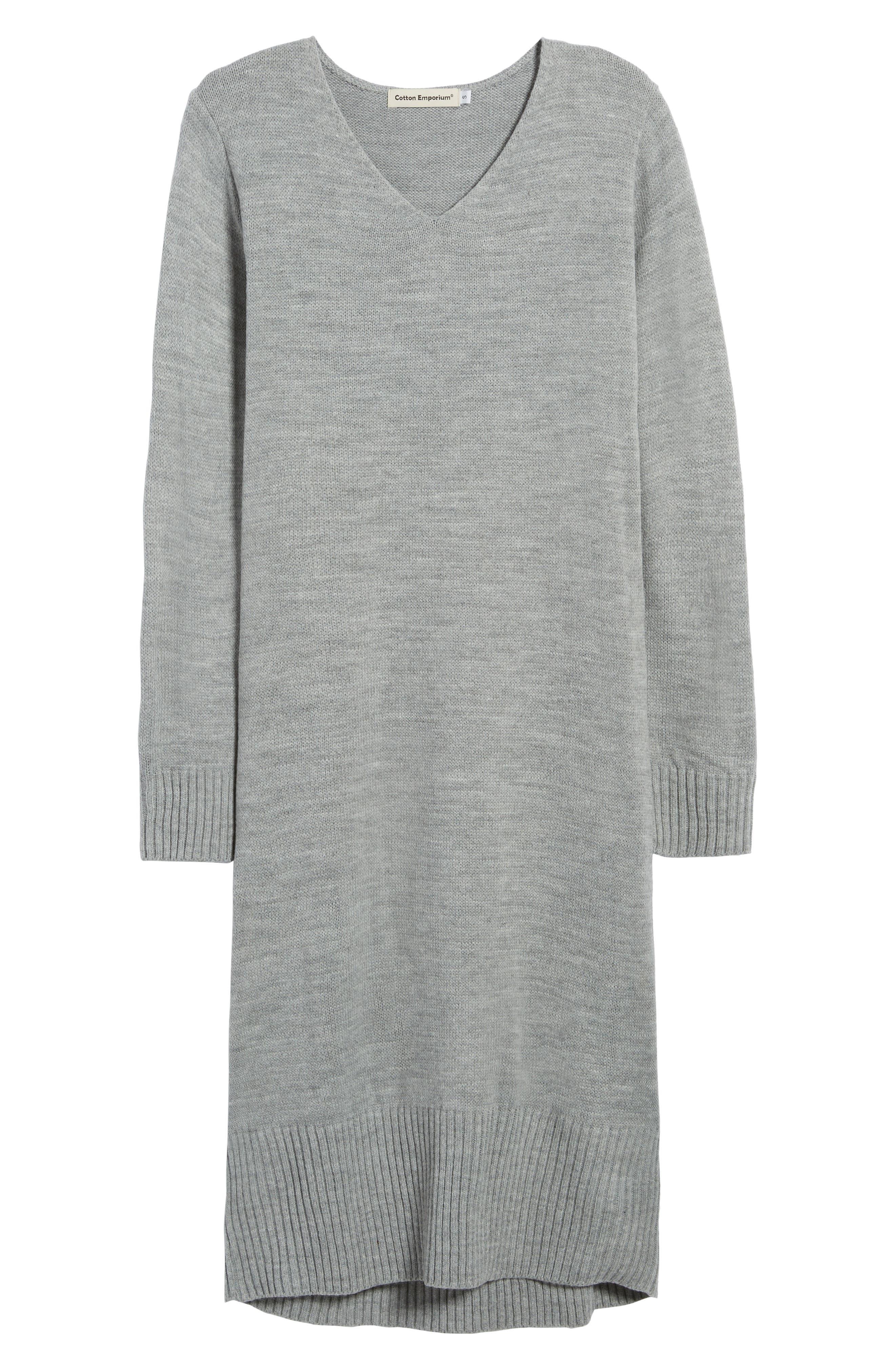 Sweater Dress,                             Alternate thumbnail 17, color,