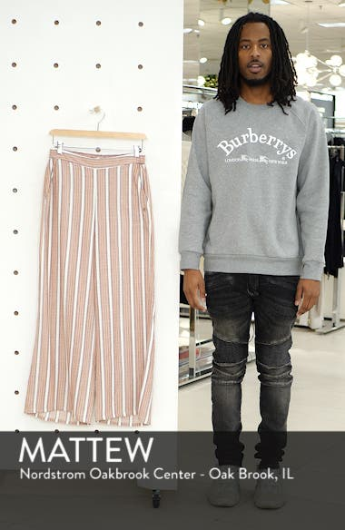 Midnight Avenue Stripe Pants, sales video thumbnail